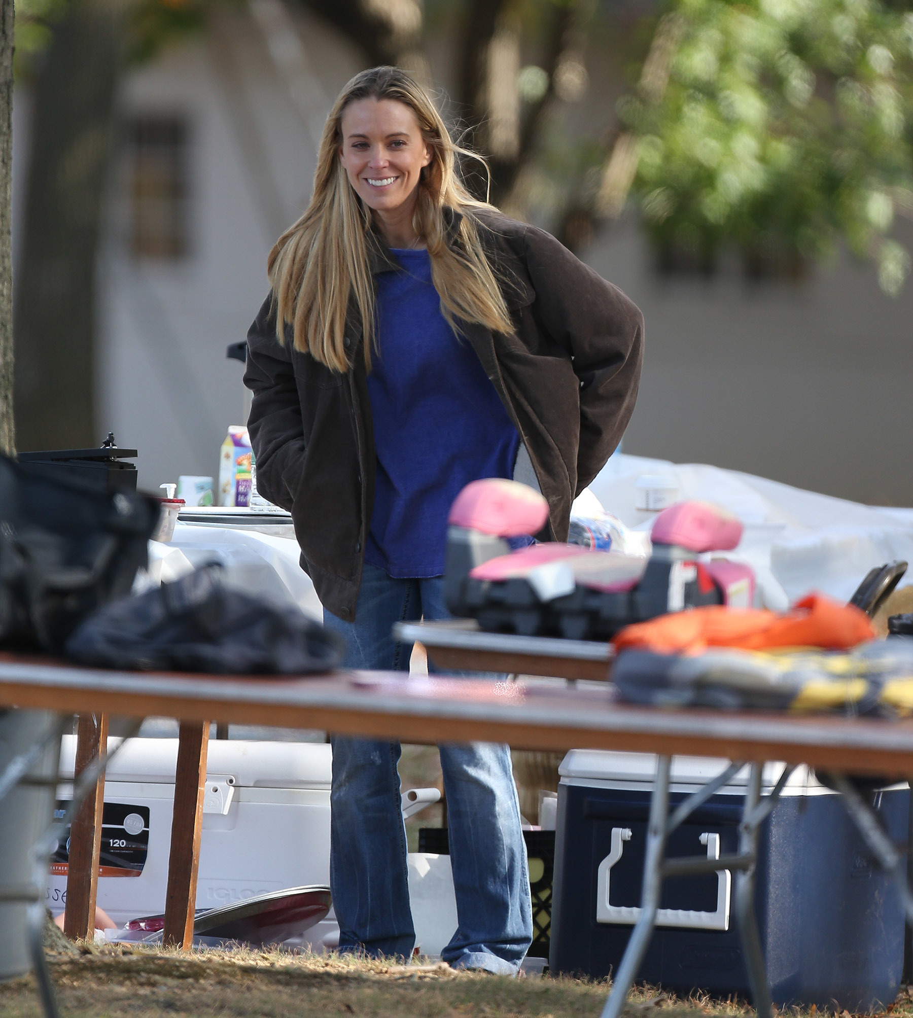 kate gosselin yardsale