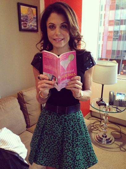 Skinnygirl pot? Bethenny Frankel is reportedly expanding her empire