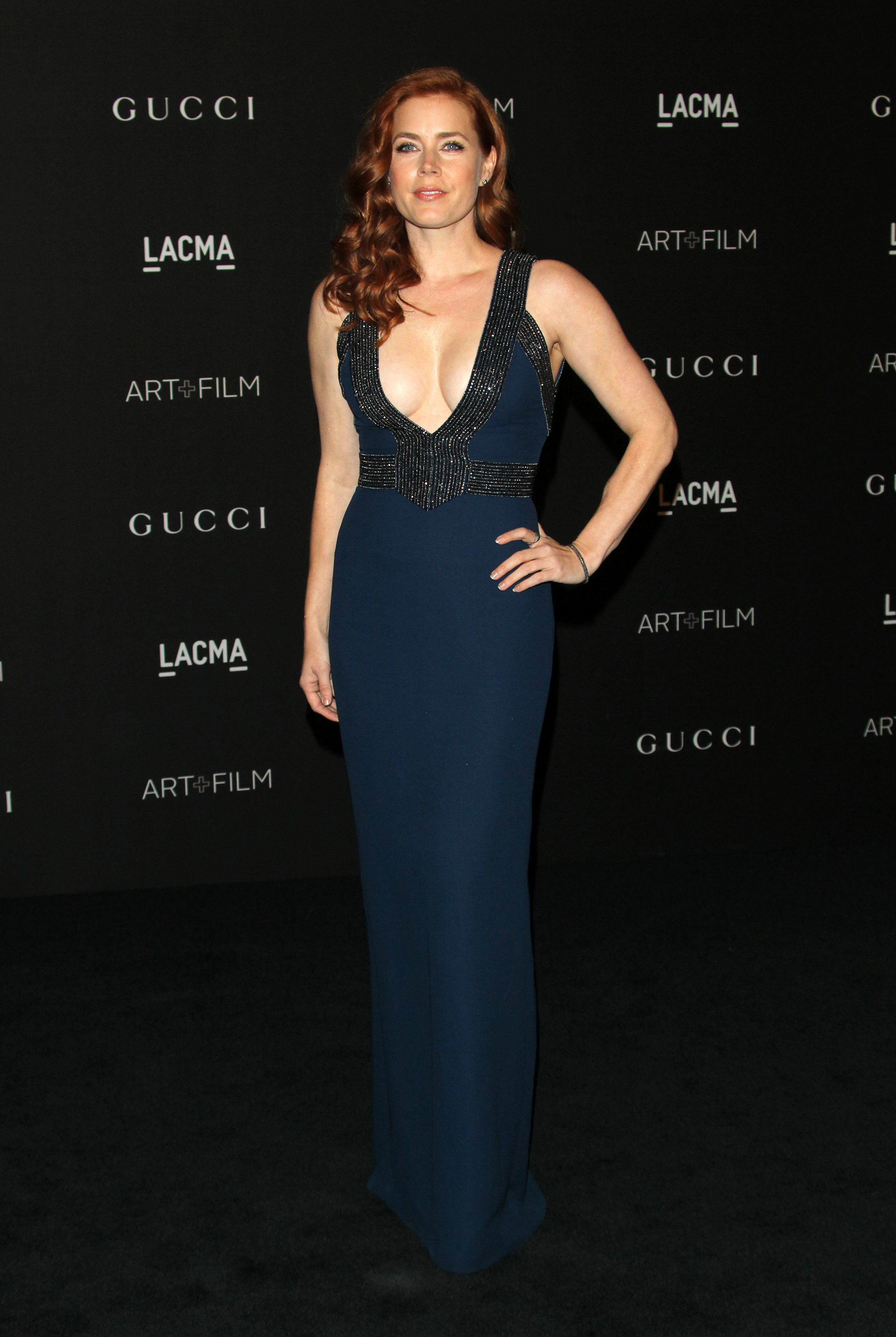 Amy Adams on Ben Affleck's Batman: 'He's hot'