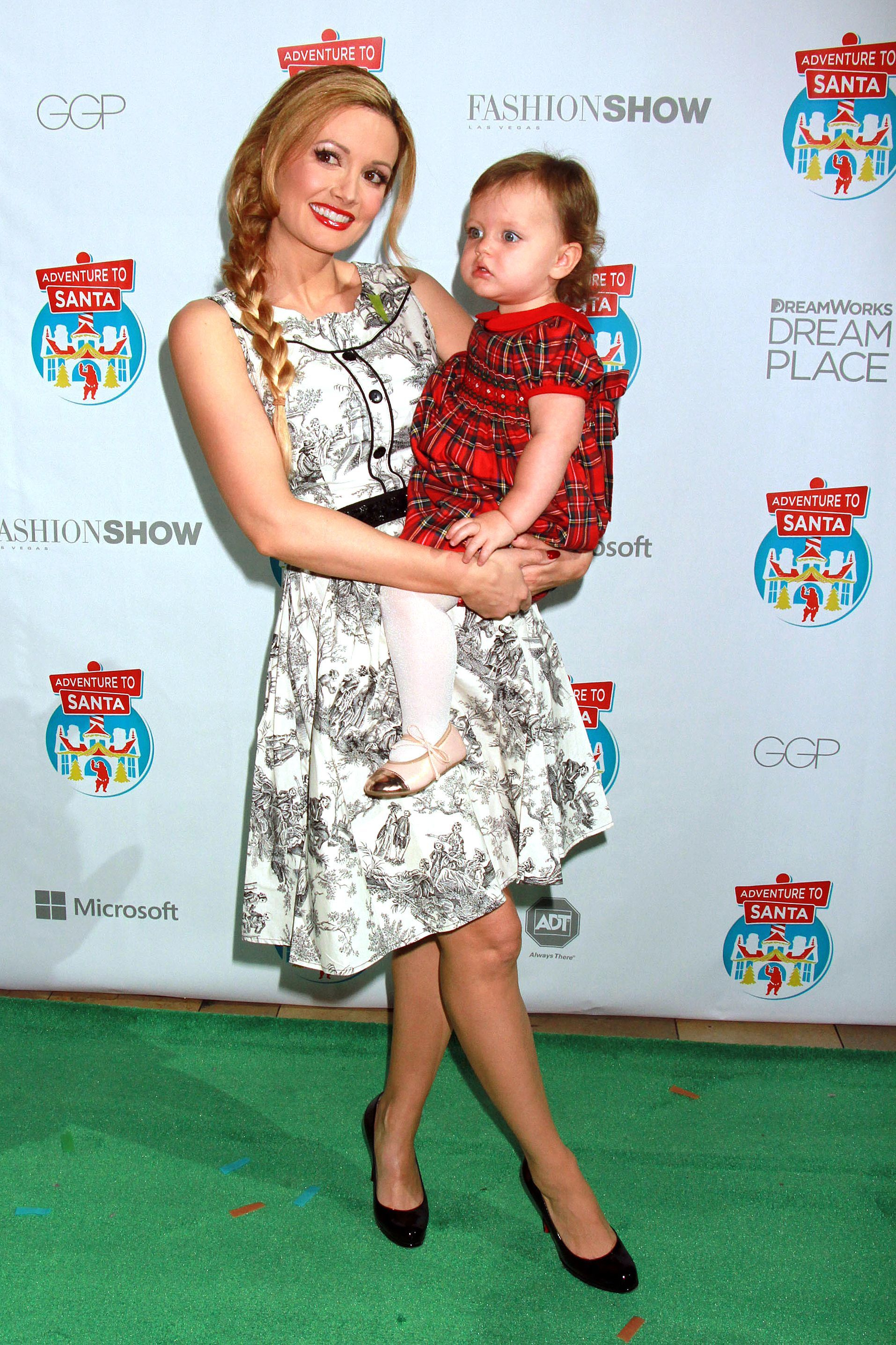 Holly Madison defends Rainbow's name