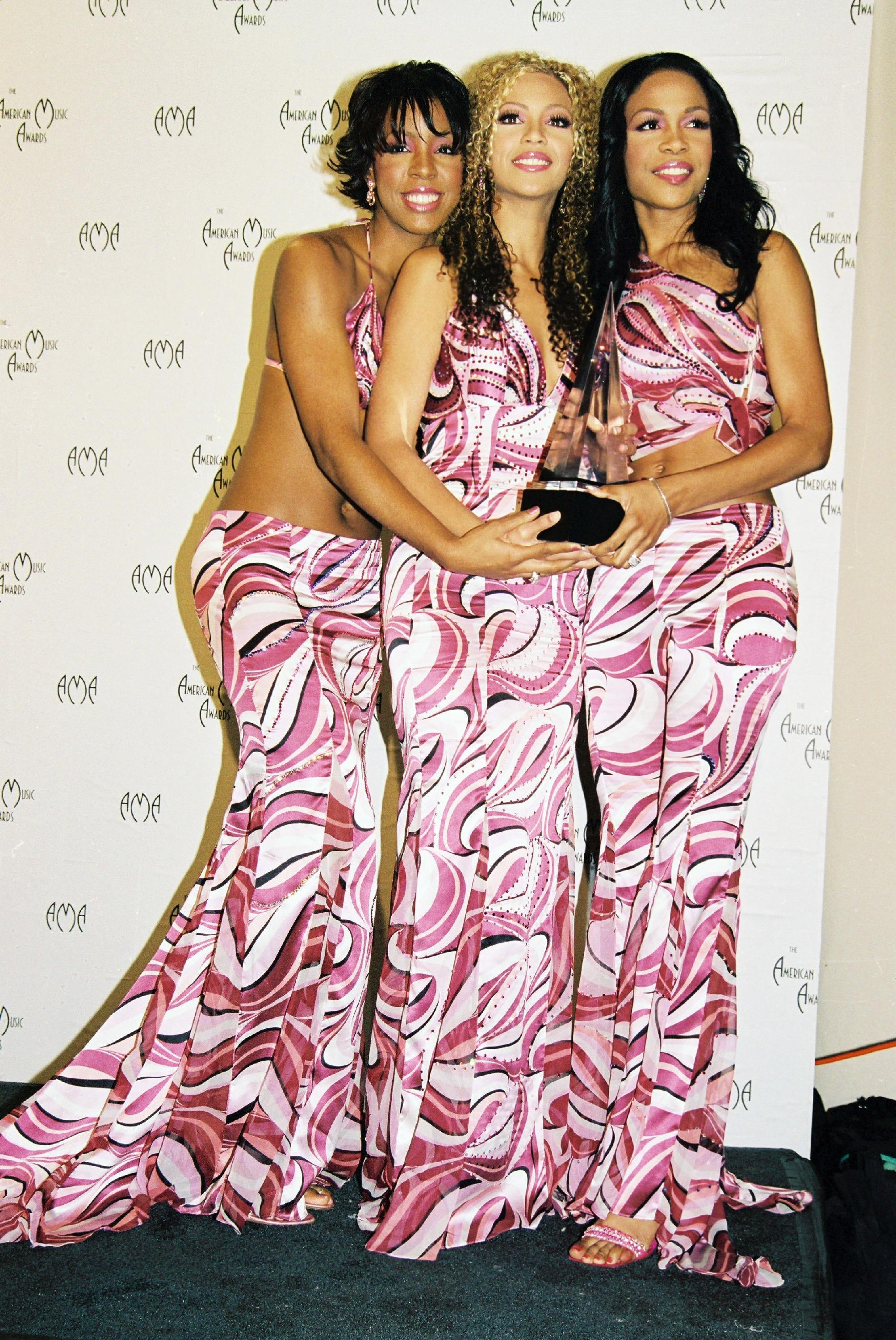 destinys child amas