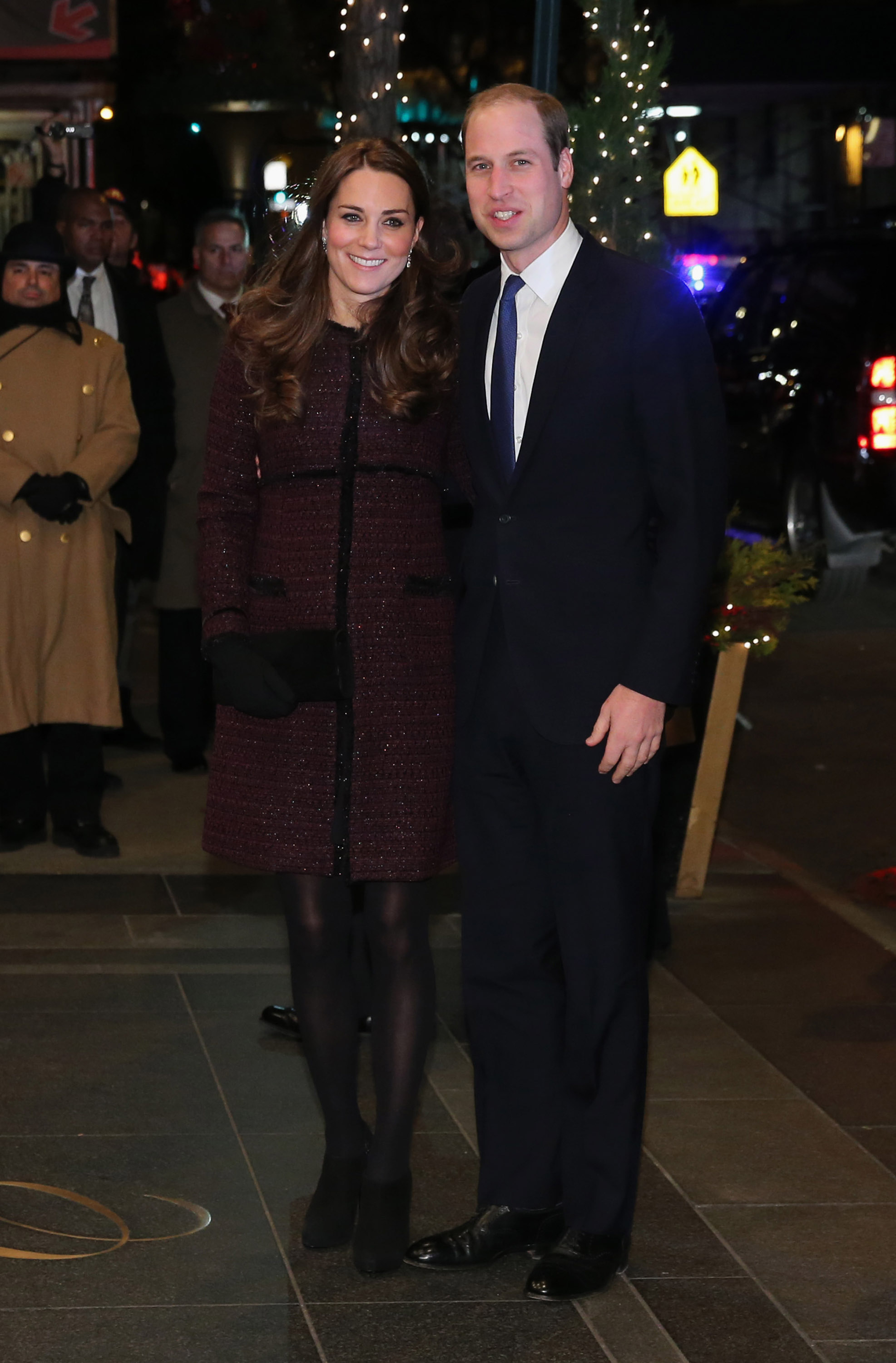 william kate nyc