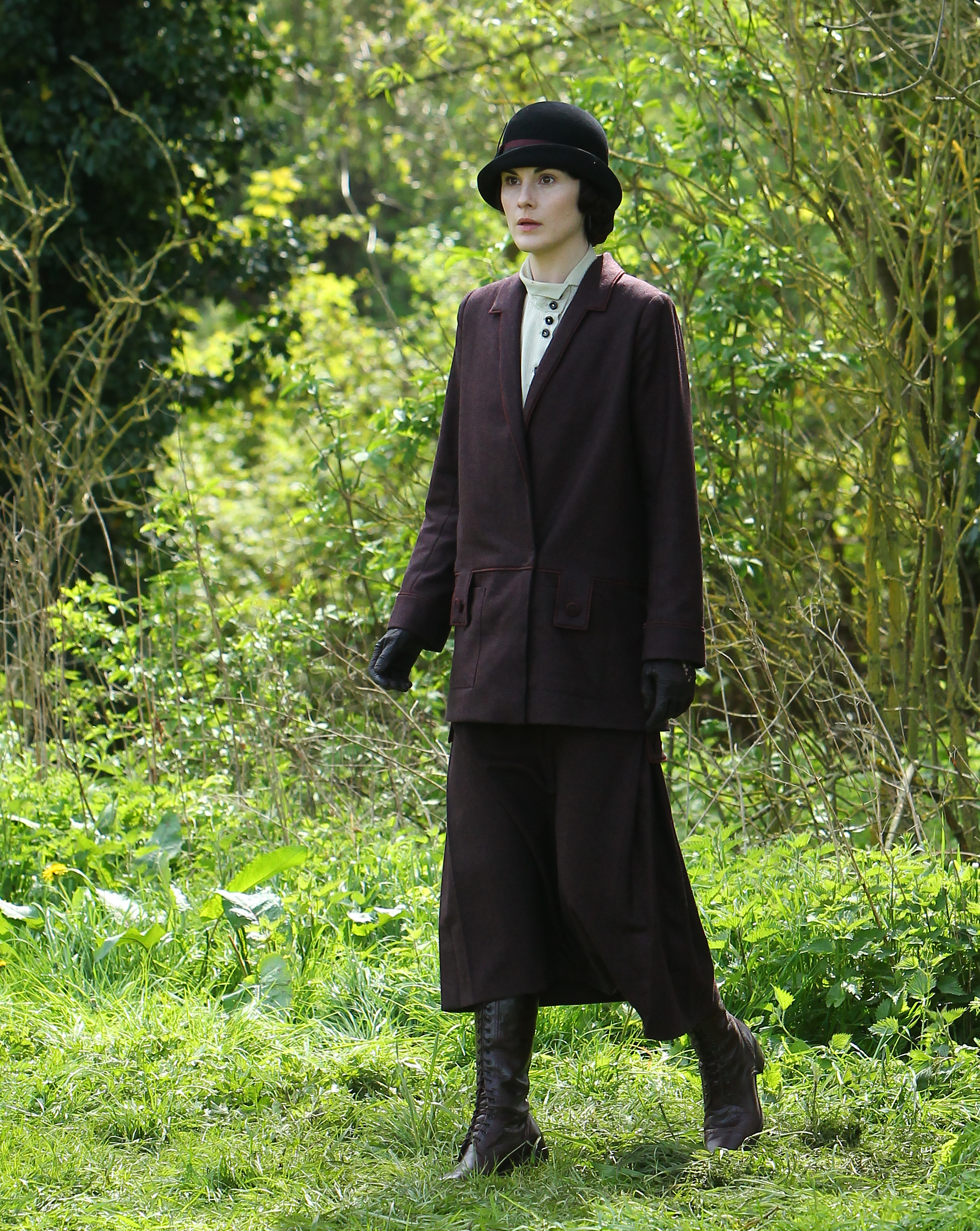 4. Lady Mary Crawley gave her the travel bug