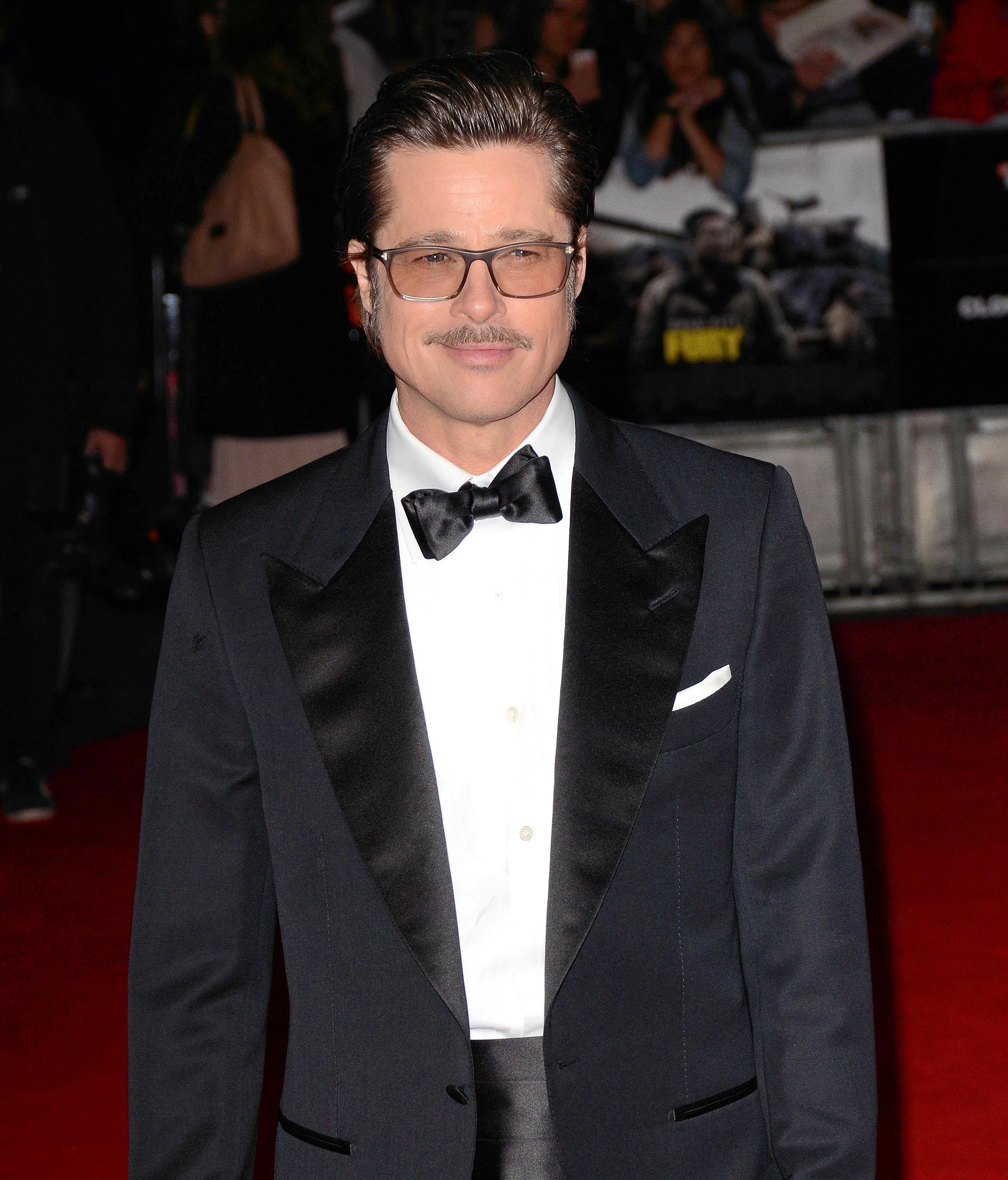 Brad Pitt nixed from jury