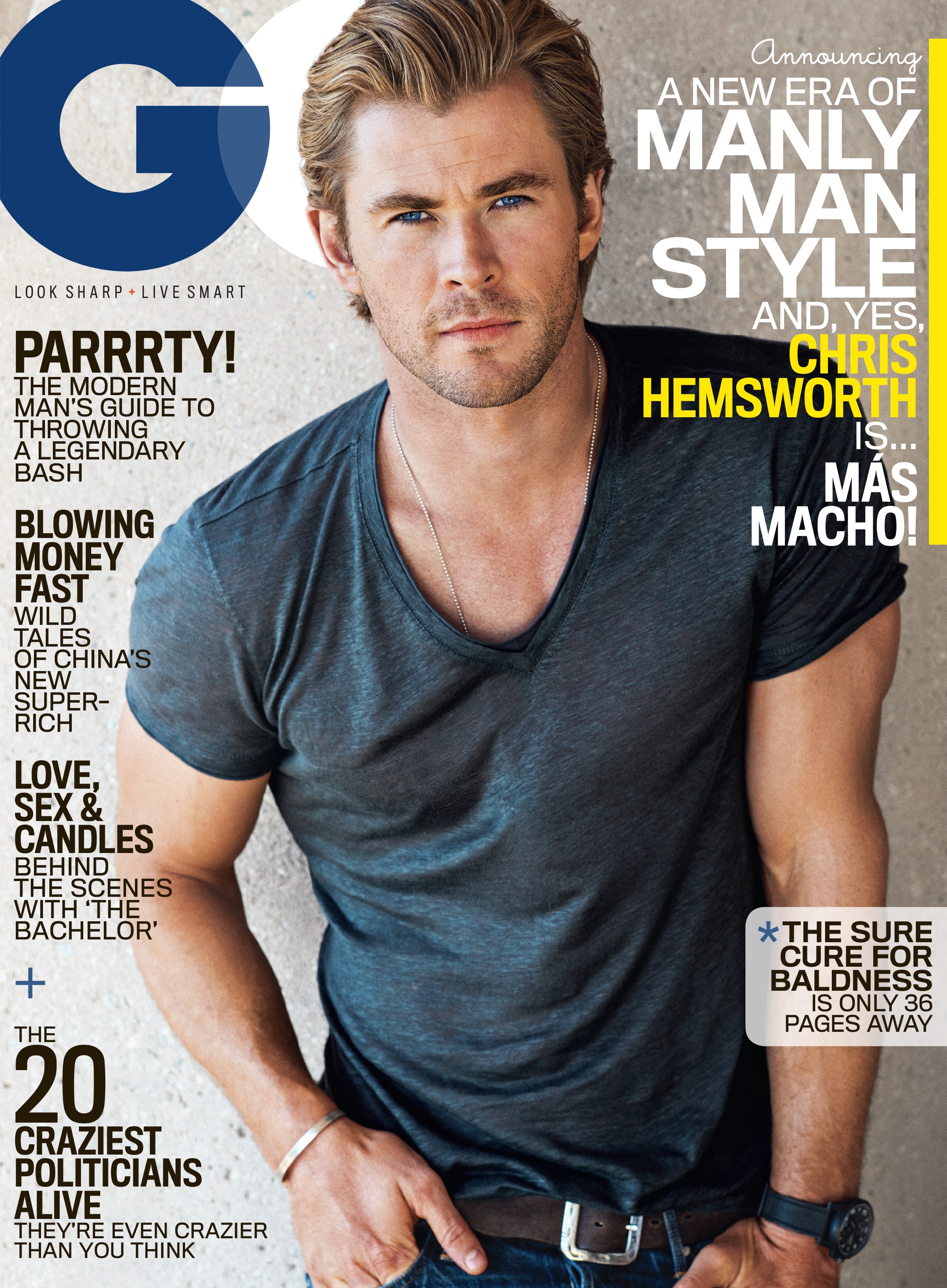 Chris Hemsworth admits he had 'no empathy' for Liam's mistakes