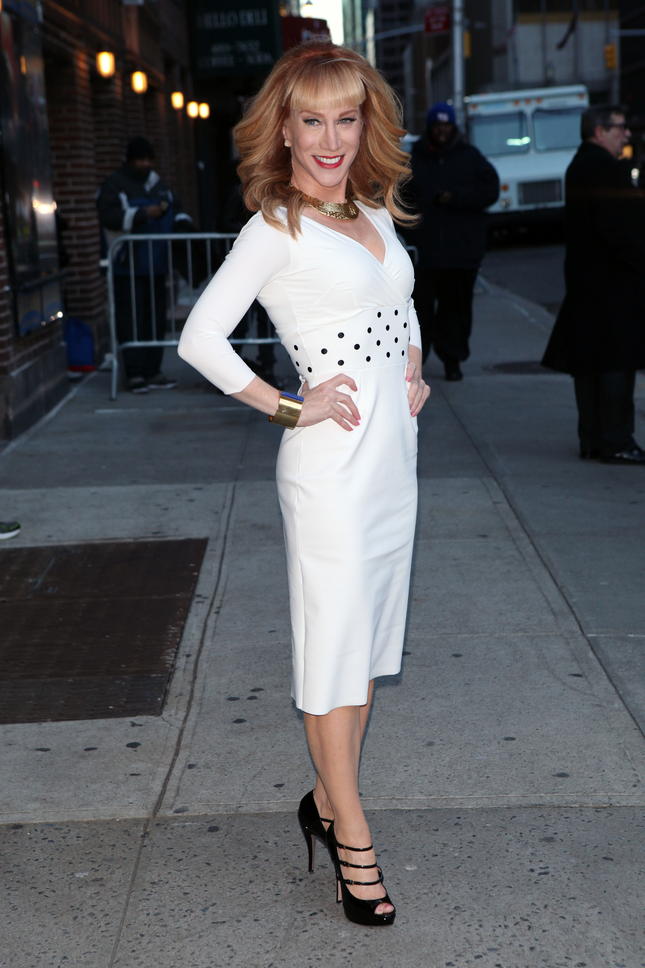 kathy griffin nyc