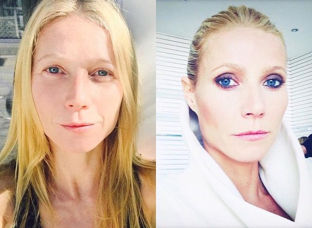 gwyneth paltrow transformation