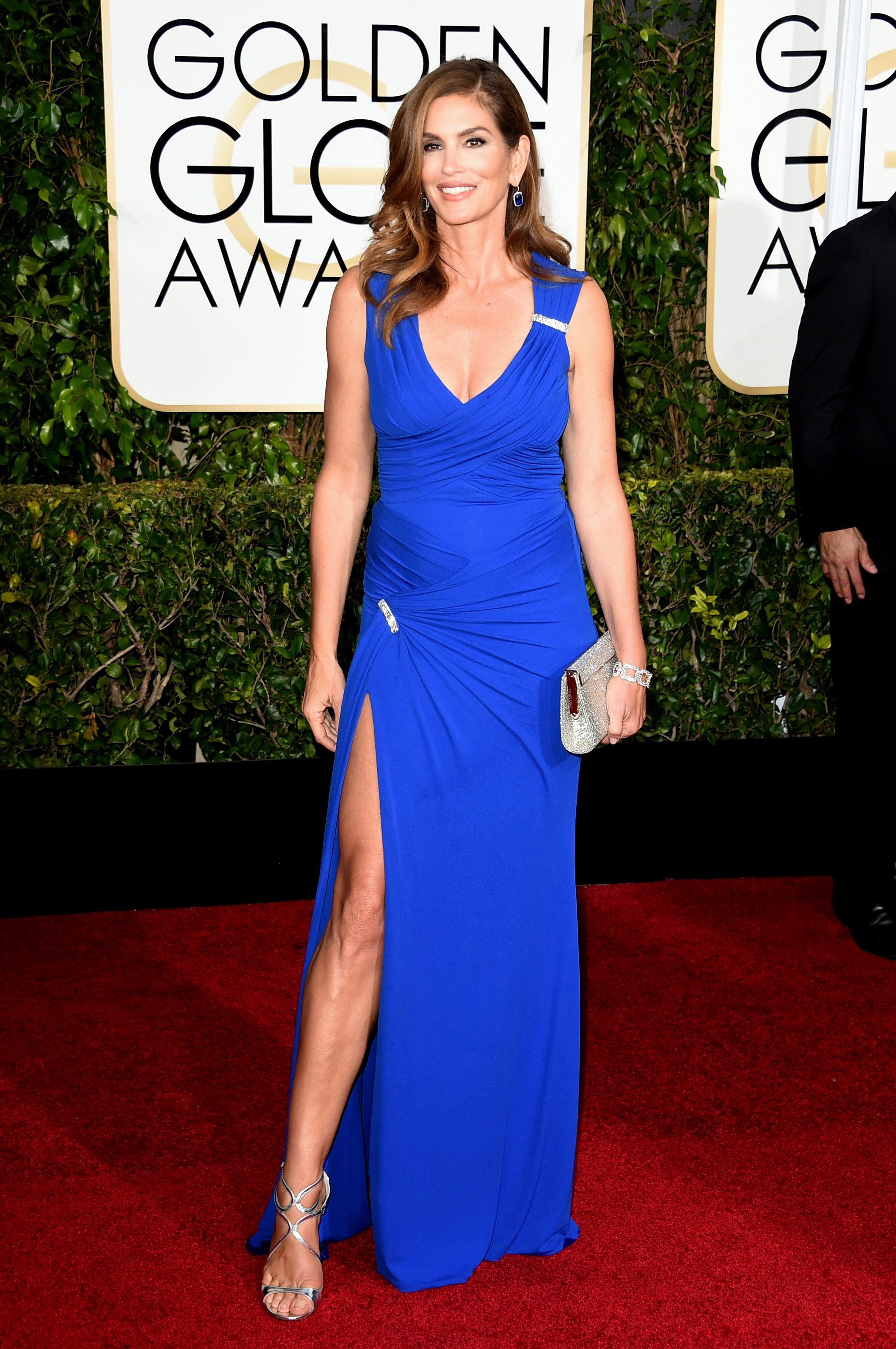 cindy crawford globes