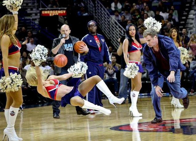will ferrell basketball