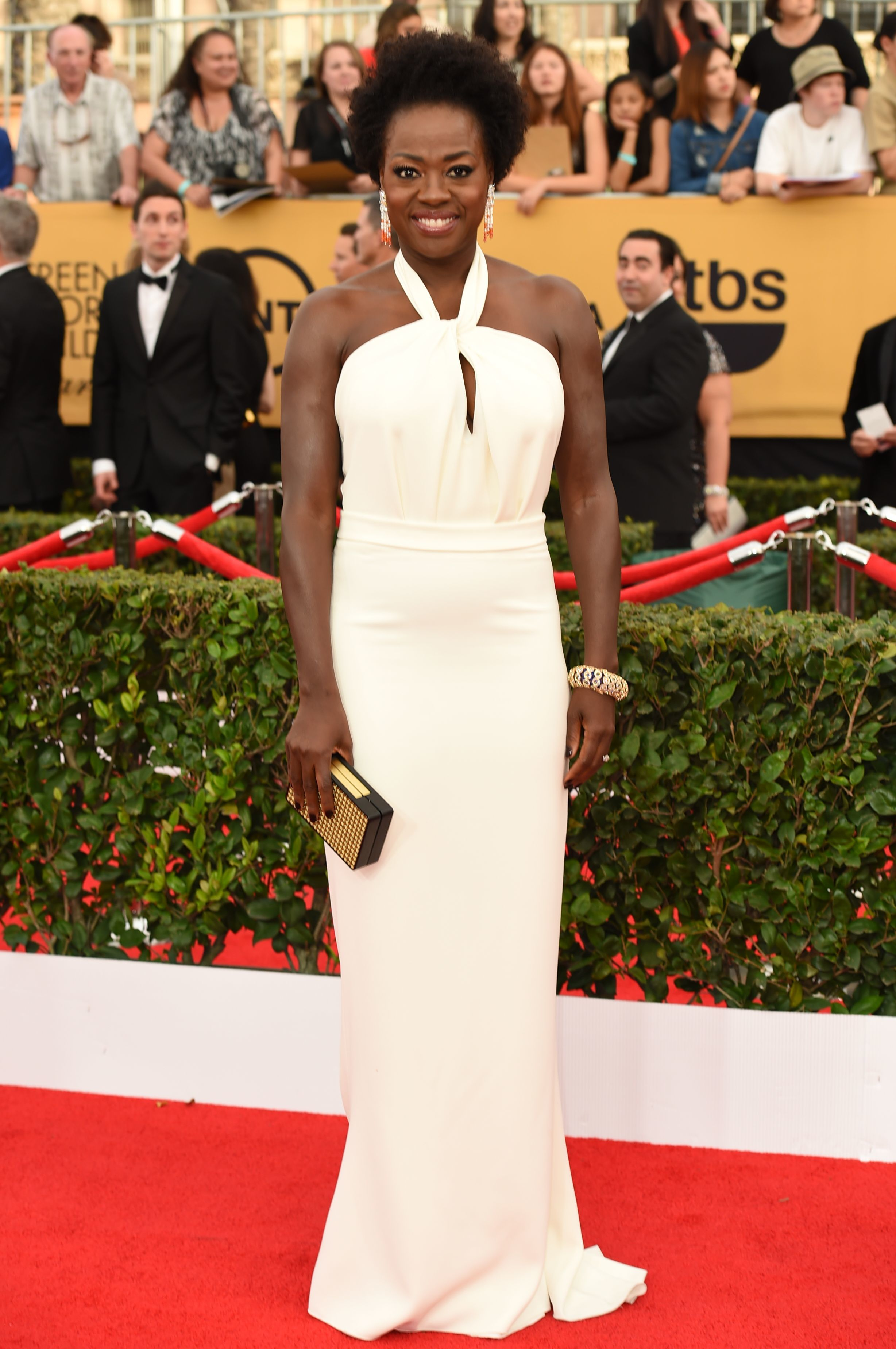 Viola Davis: 'It feels good to embrace exactly who I am'