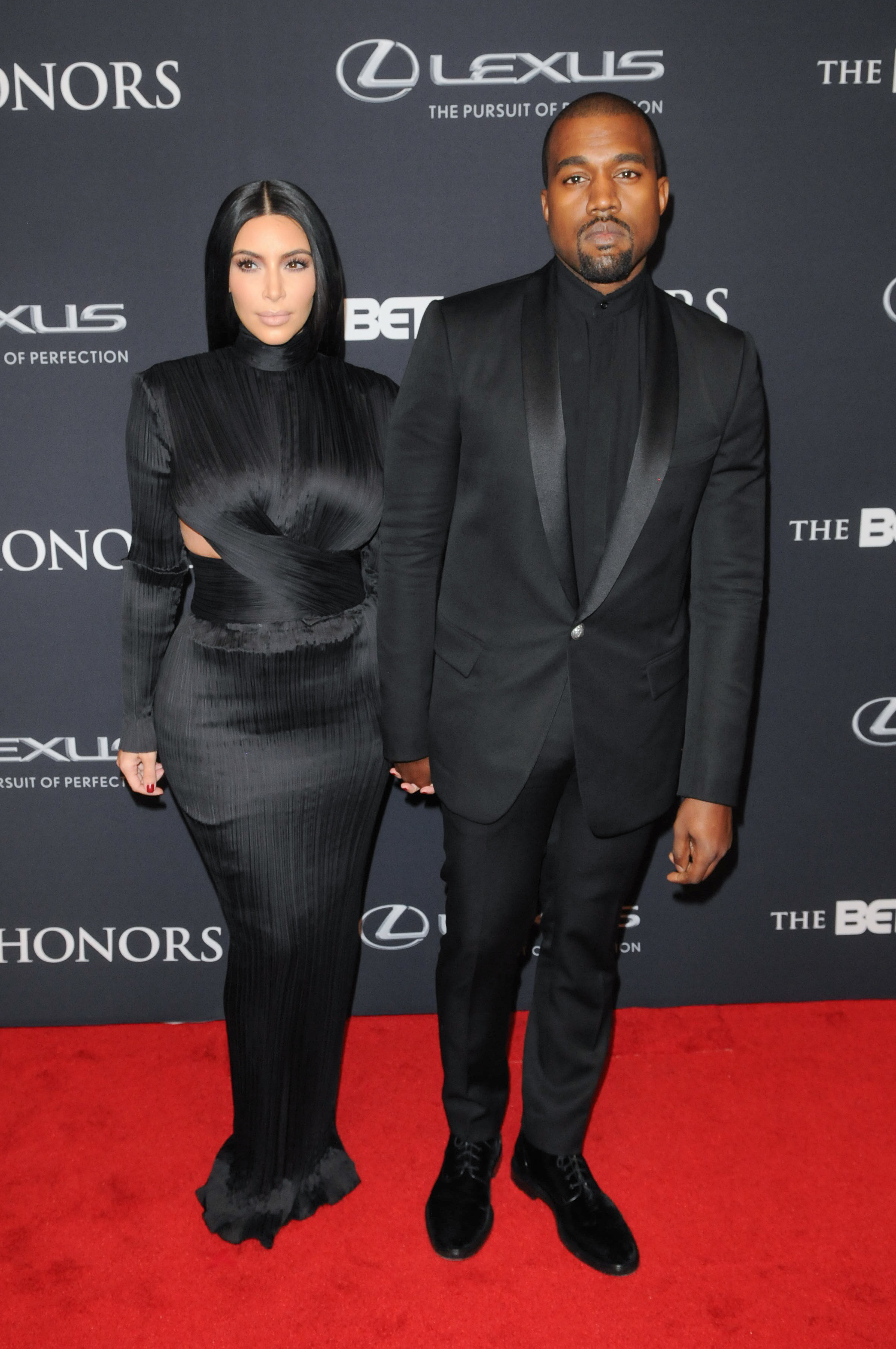 Kanye West admits humility, talks interracial marriage at BET Honors