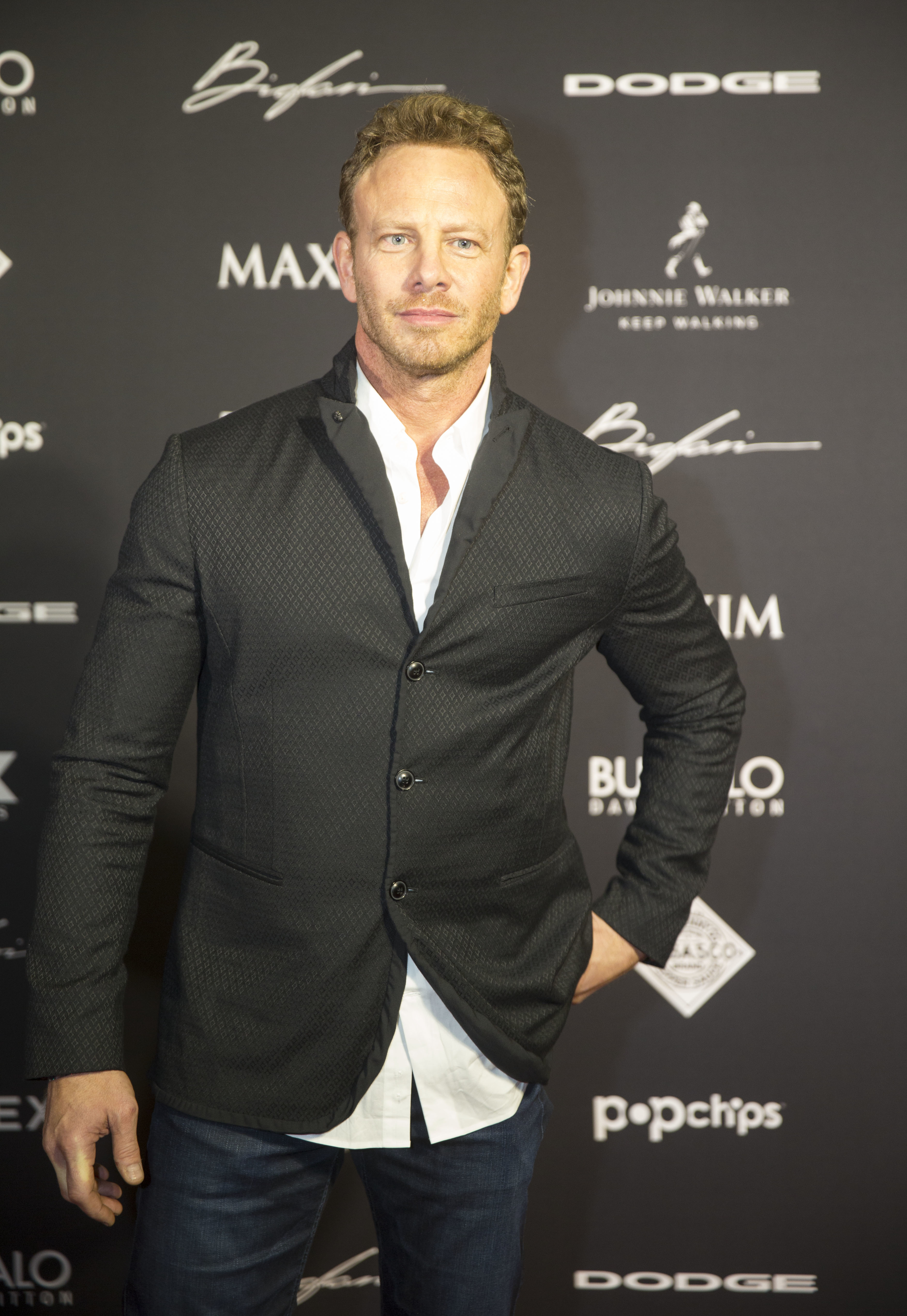 Ian Ziering on why he's opening up about his experiences with bed wetting: