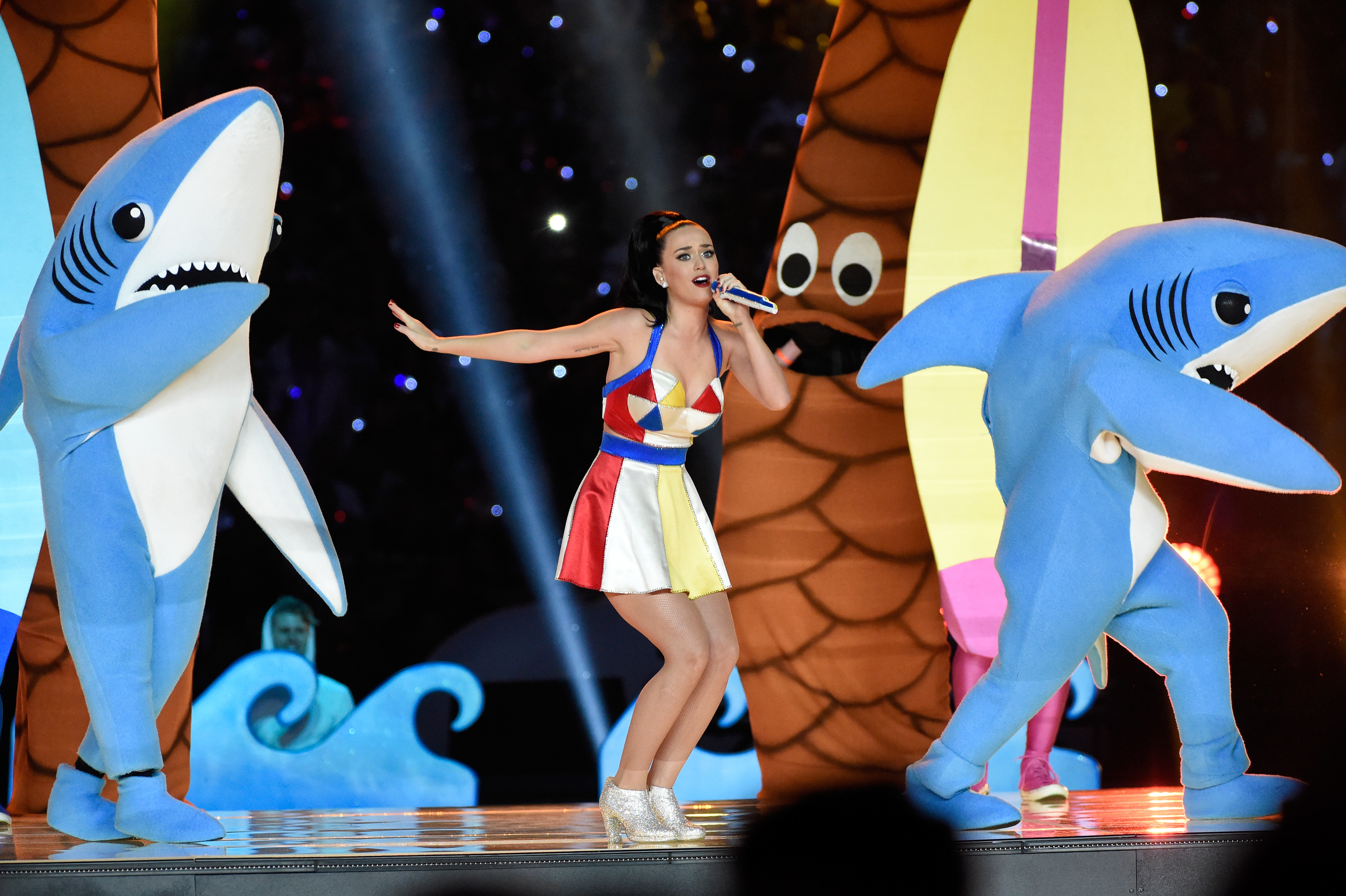 Katy Perry in 2015
