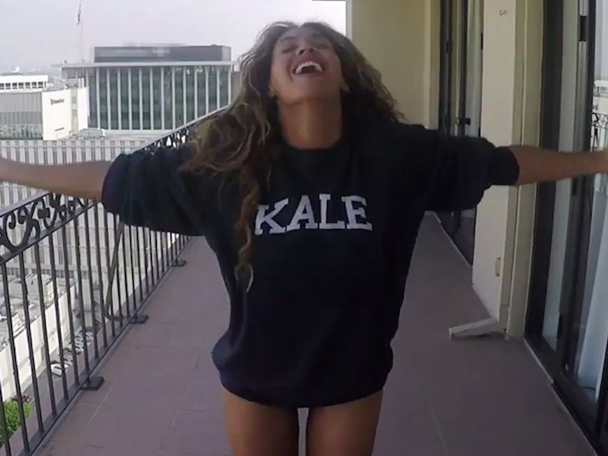 Beyonce launches a vegan meal service