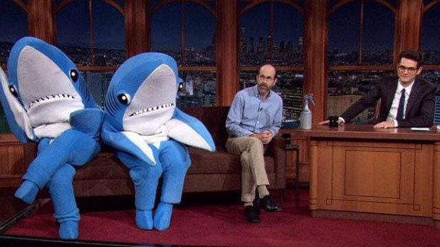 john mayer sharks