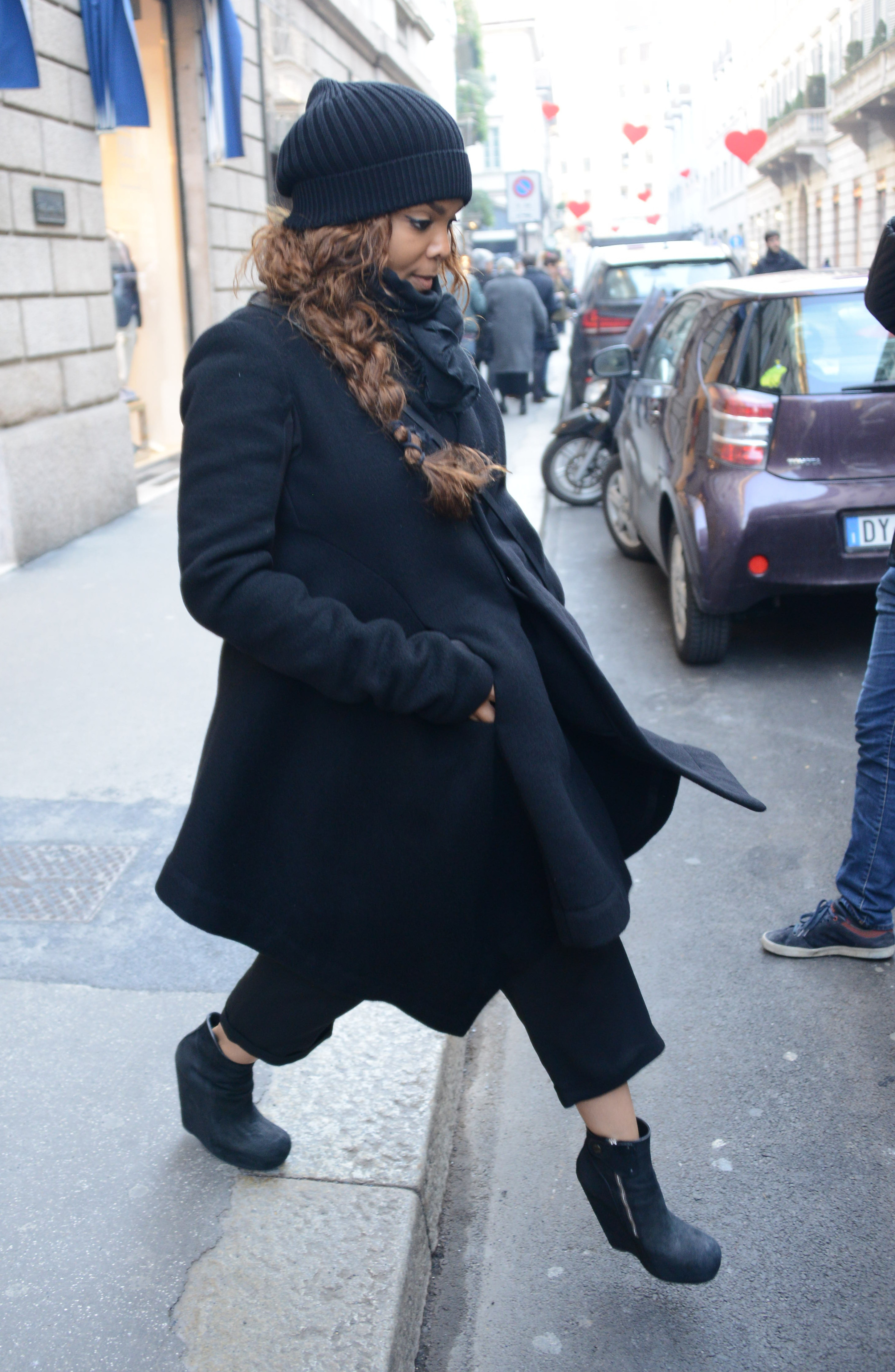 Janet Jackson resurfaces after months out of the public eye