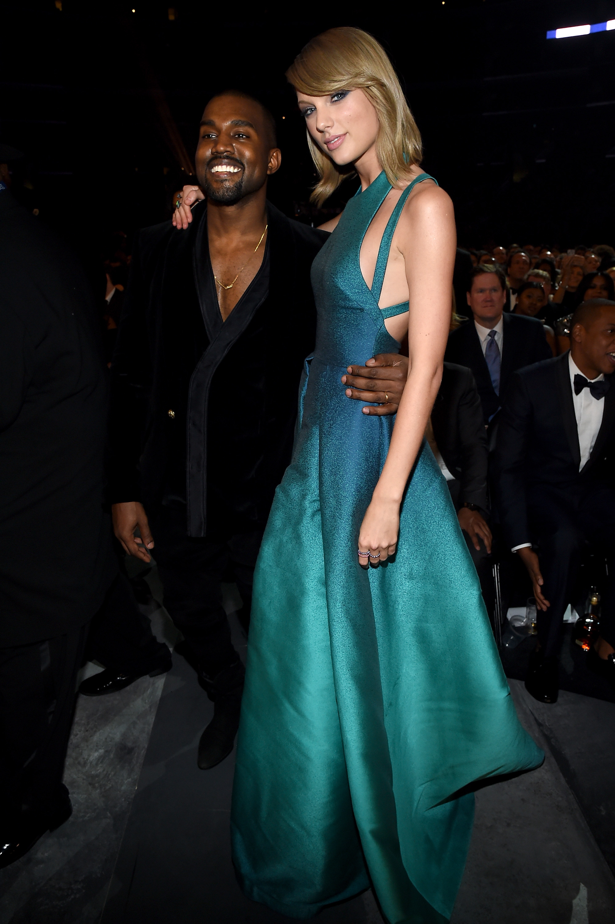 Taylor Swift confirms she and Kanye West have discussed collaborating