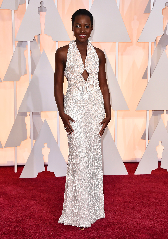 Lupita Nyong'o's Oscar dress was stolen