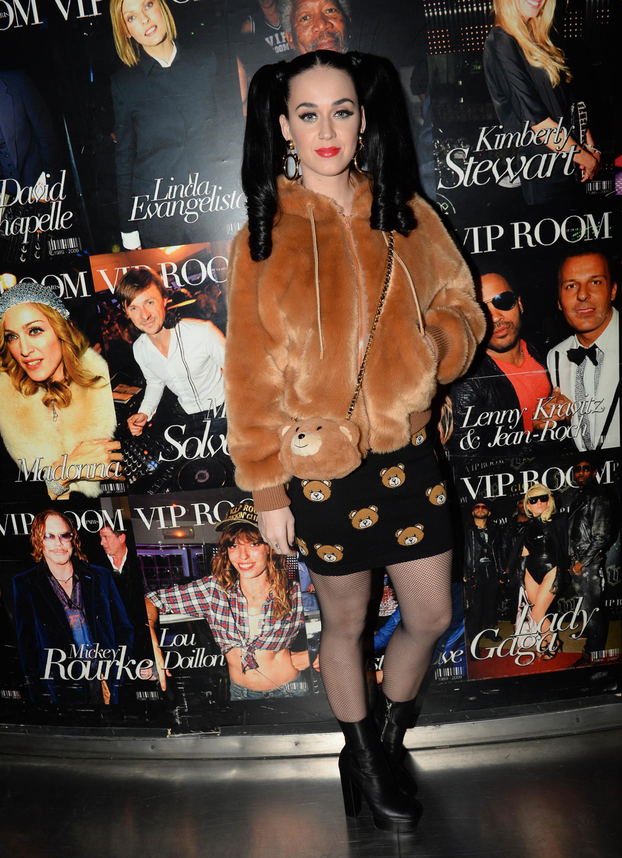Katy Perry: Pot turns me 'into more of a weirdo'
