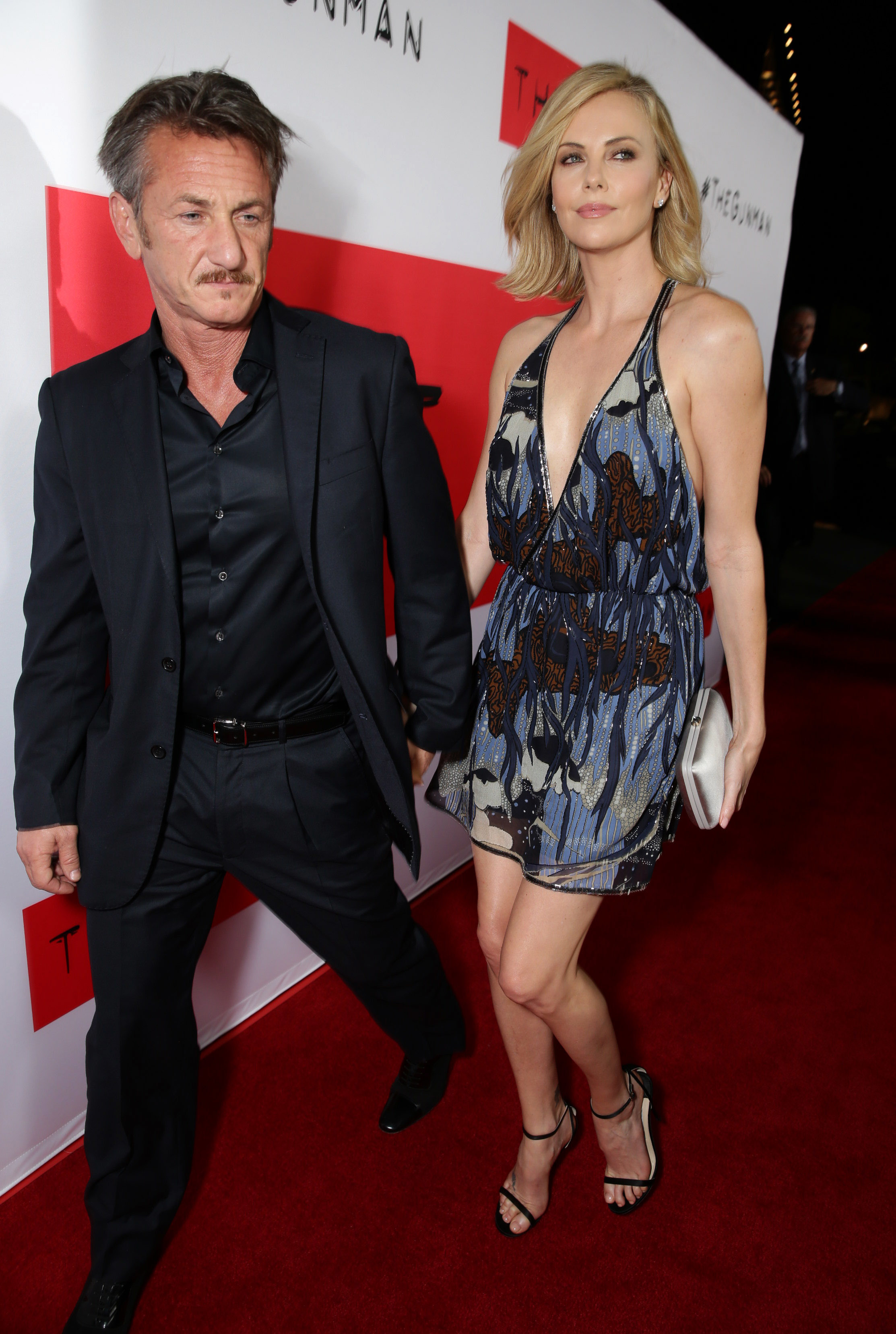 Sean Penn watches 'The Bachelor' for the crying