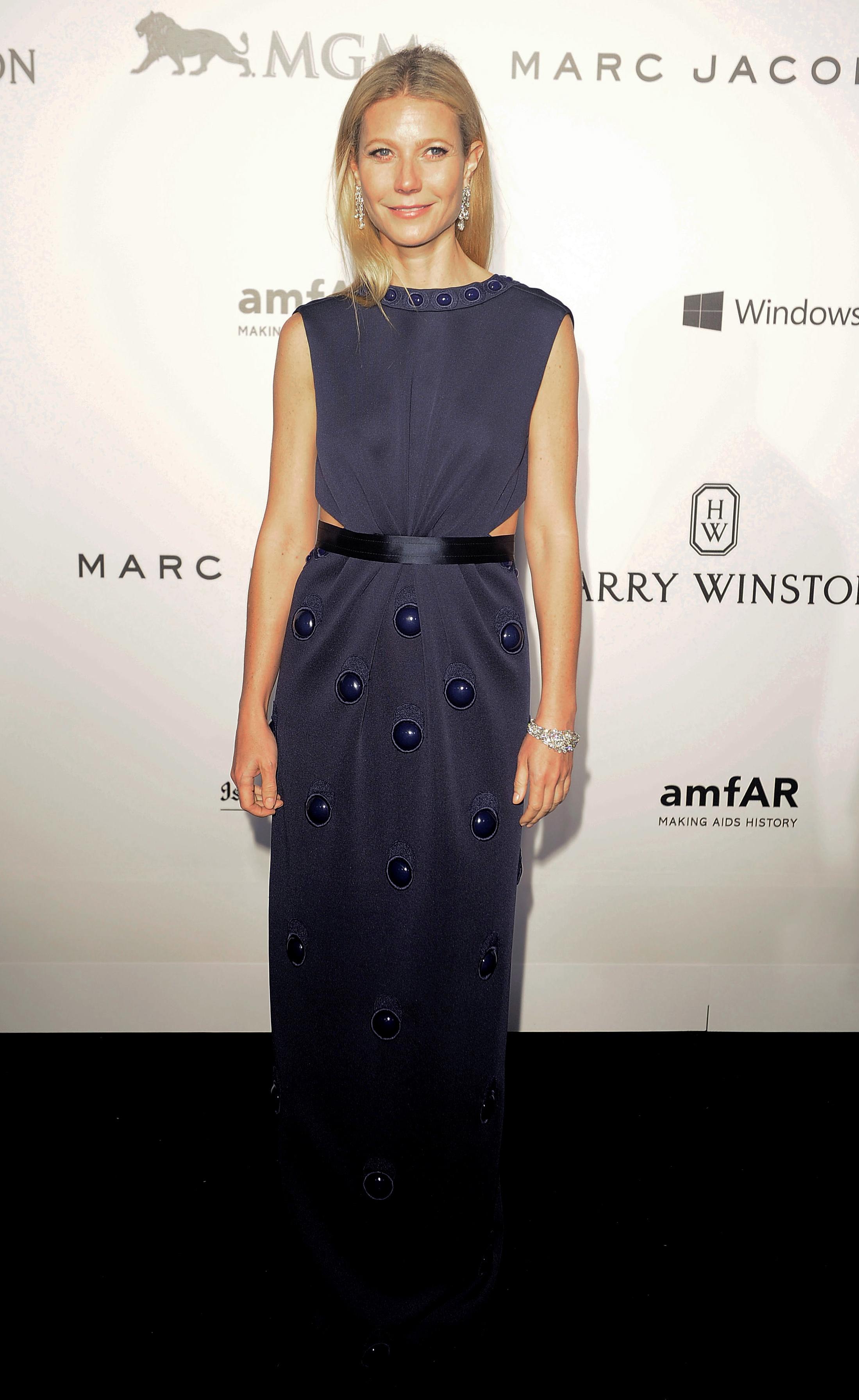 gwyneth paltrow blue