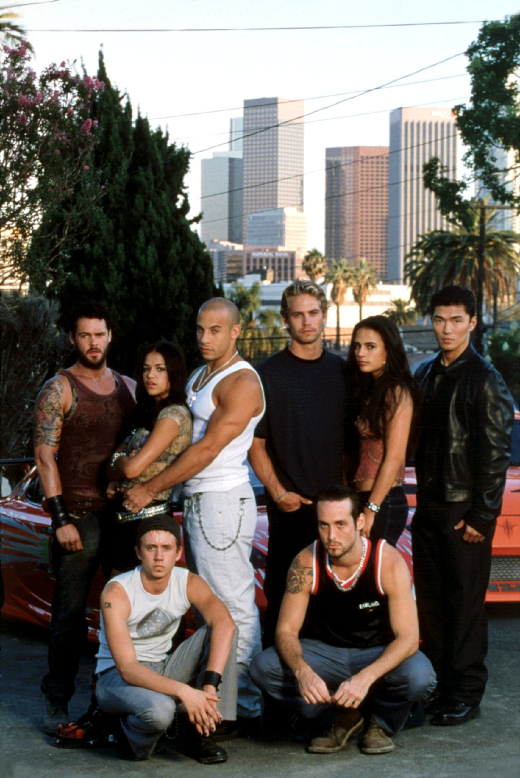 Jordana Brewster on the eighth chapter in the 'Fast & Furious' franchise: