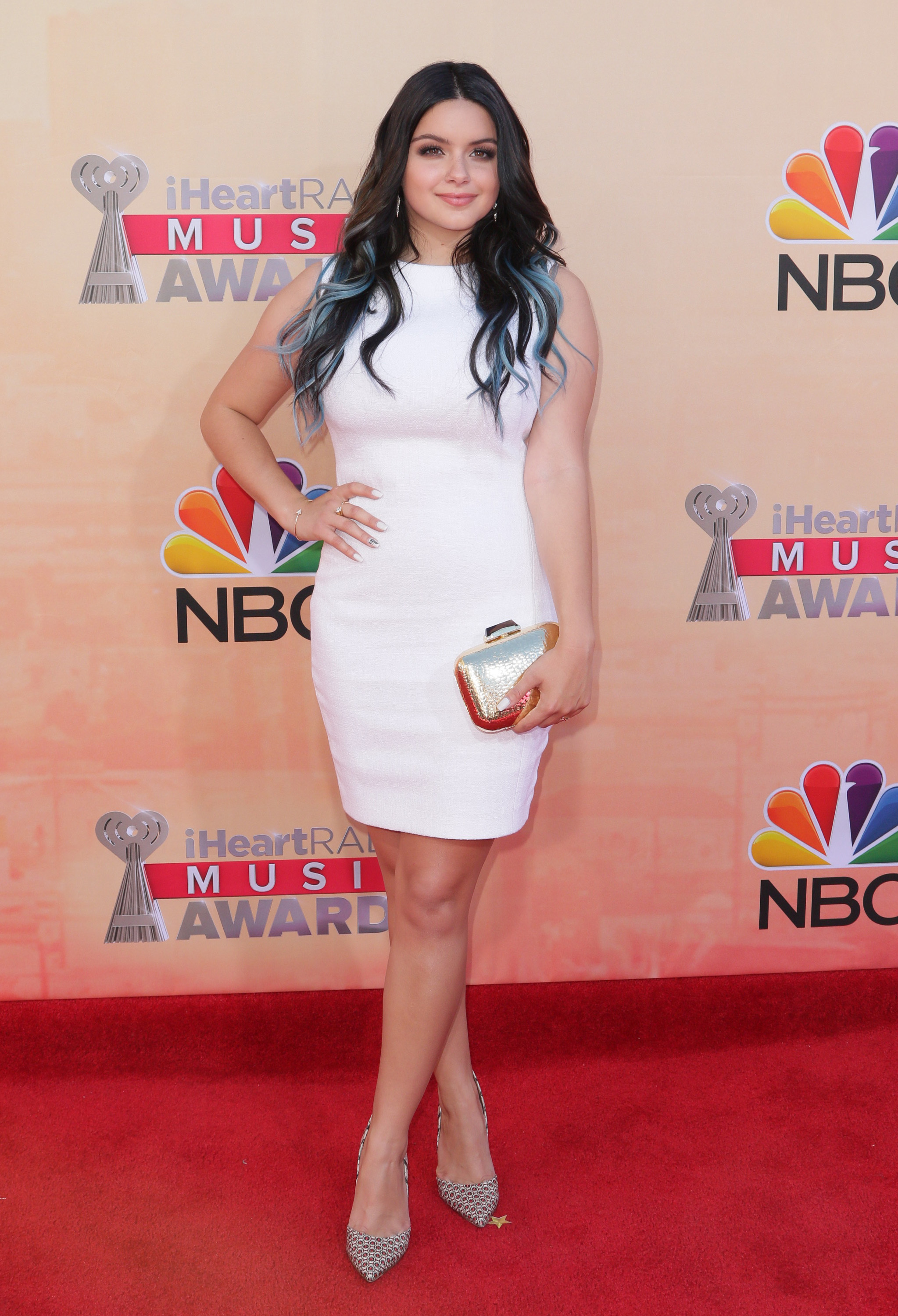 ariel winter iheartradio