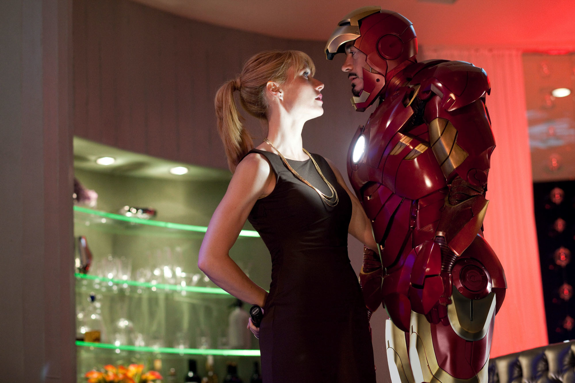 Robert Downey Jr. jokes Gwyneth Paltrow is his 'free pass'