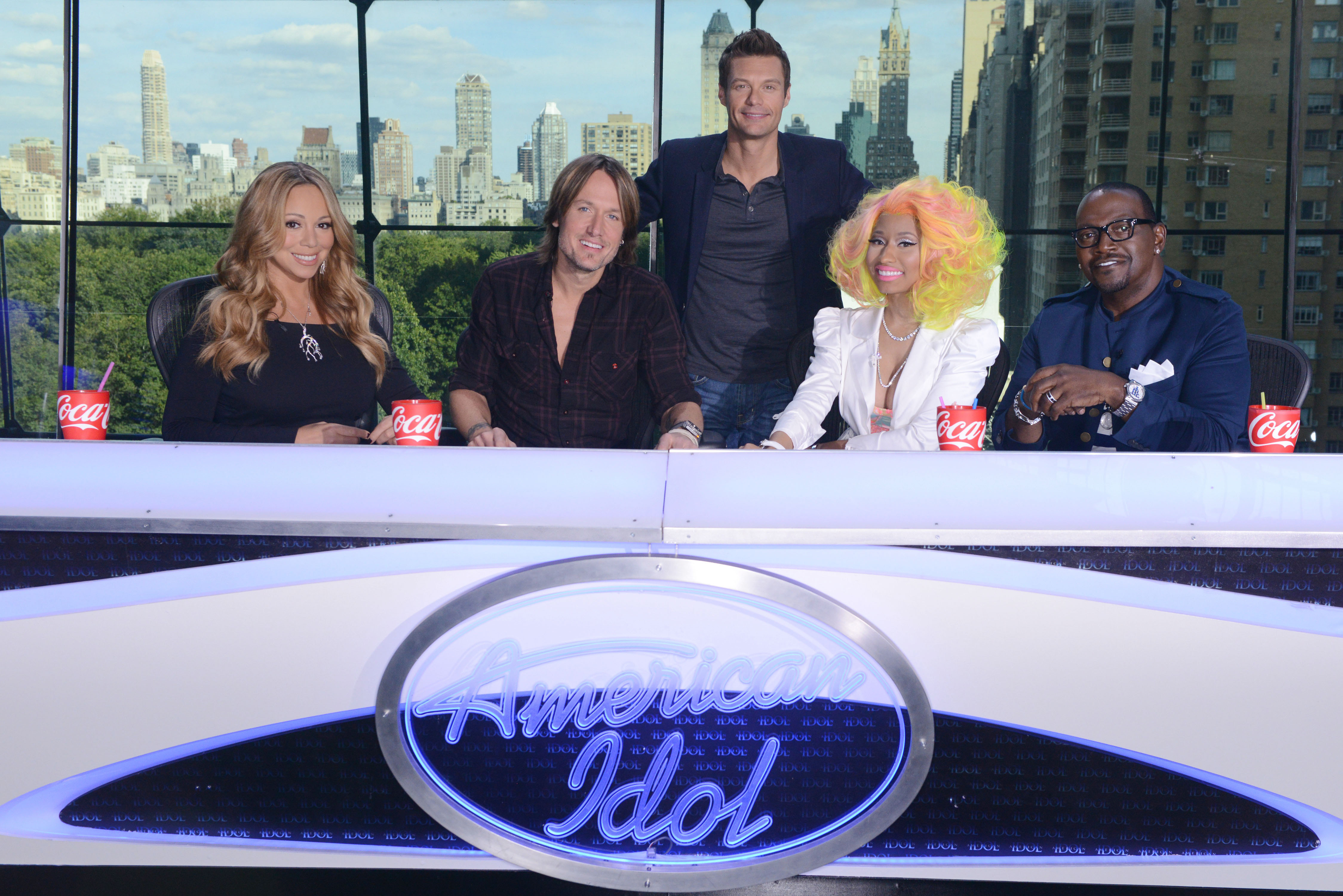 TV networks in a bidding war over 'American Idol'