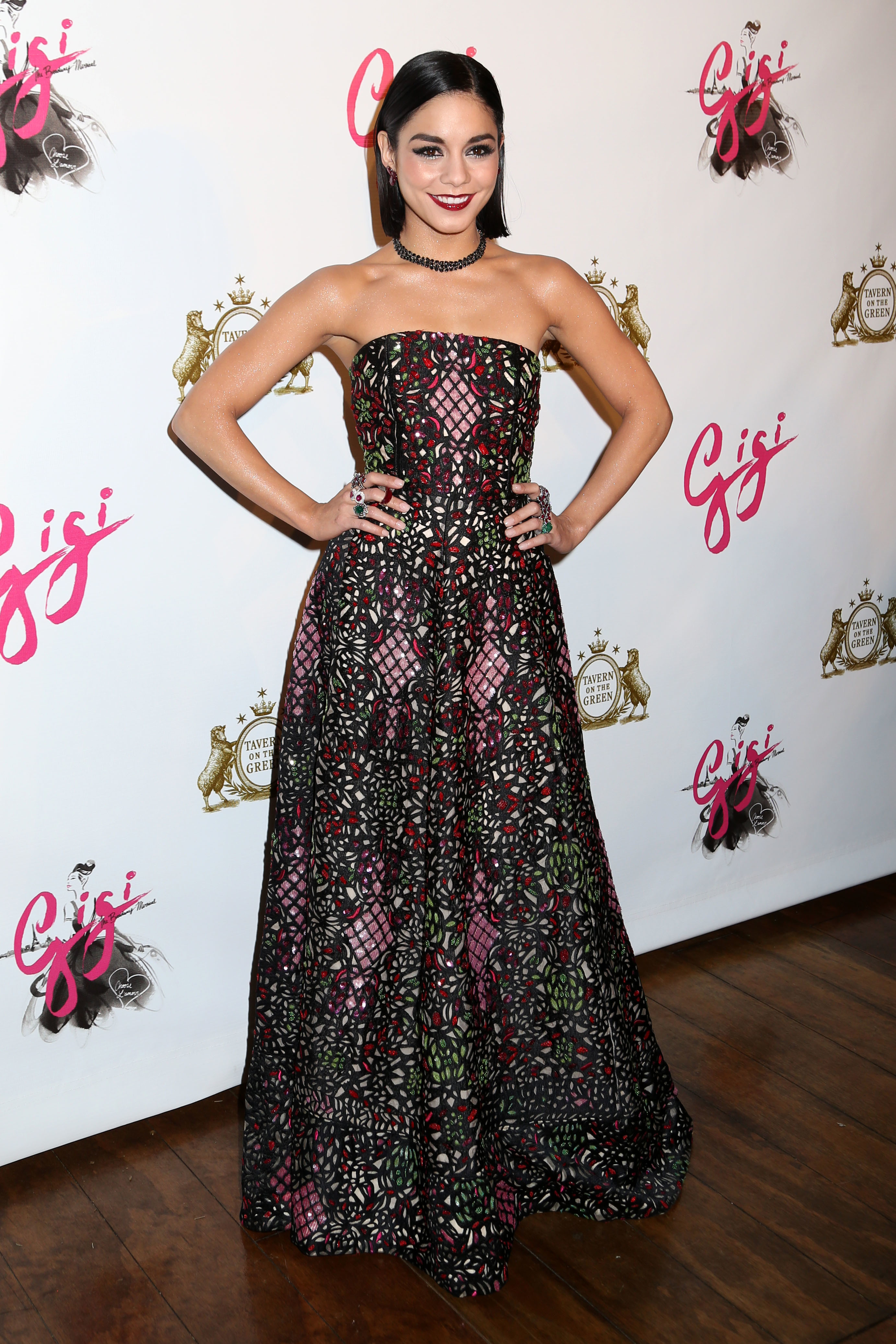 Vanessa Hudgens opens up about her gay rights advocacy