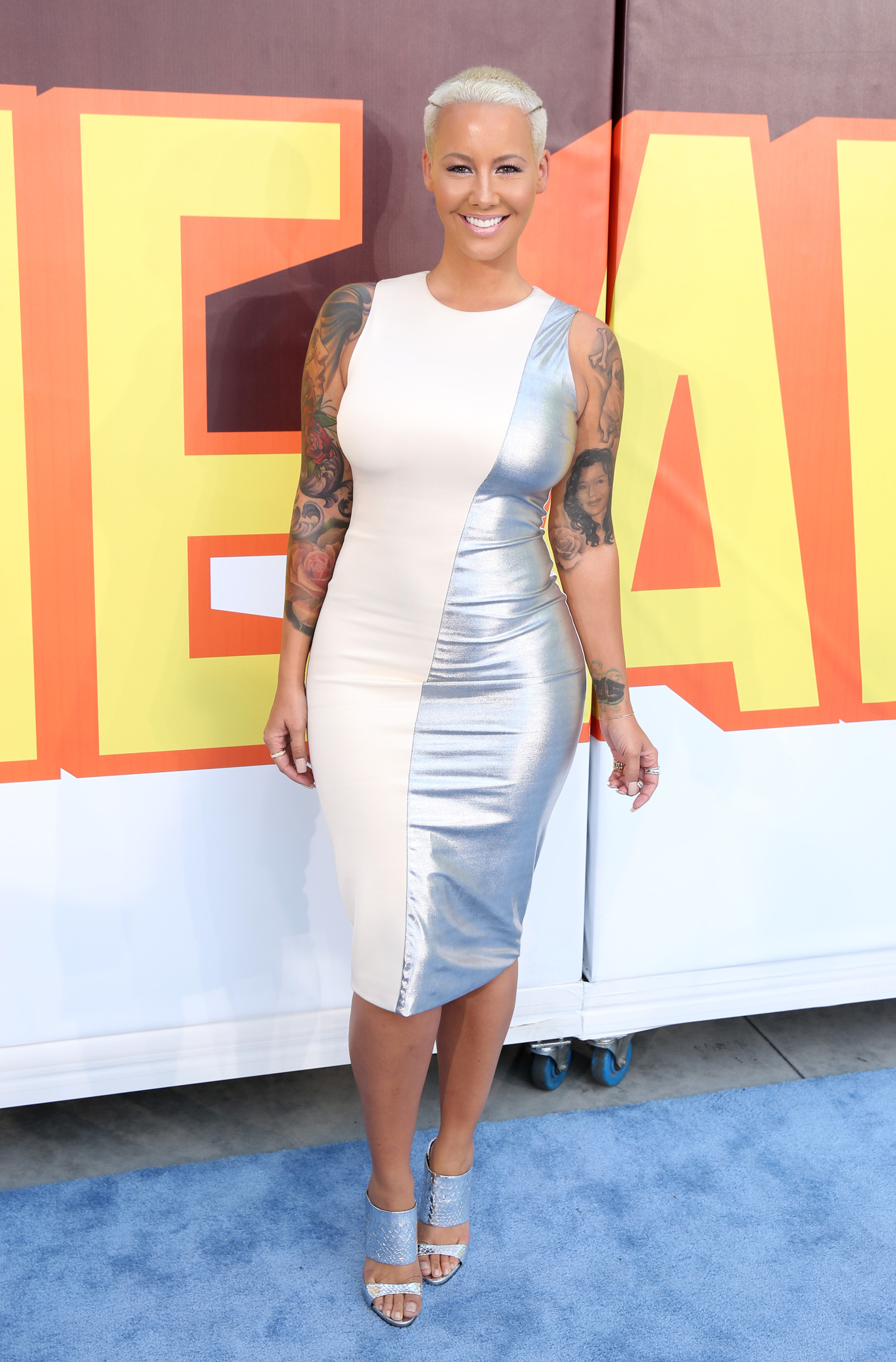 Amber Rose slams GQ over negative profile