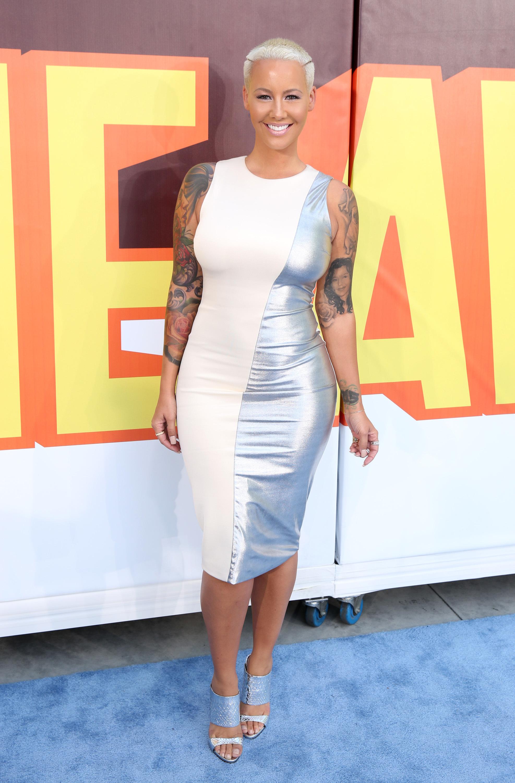 Amber Rose slams GQ over negative profile