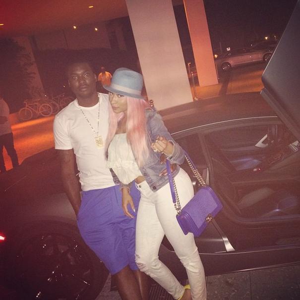 Did Drake just confirm Nicki Minaj's engagement?