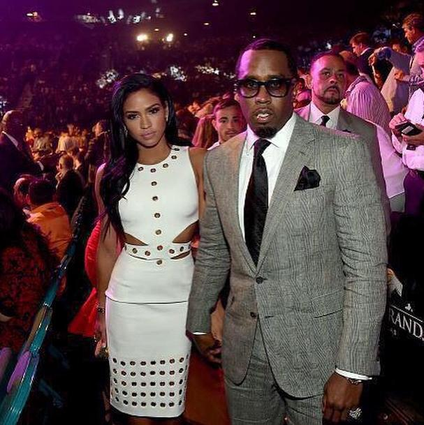 Cops called after Diddy's fight with his girlfriend