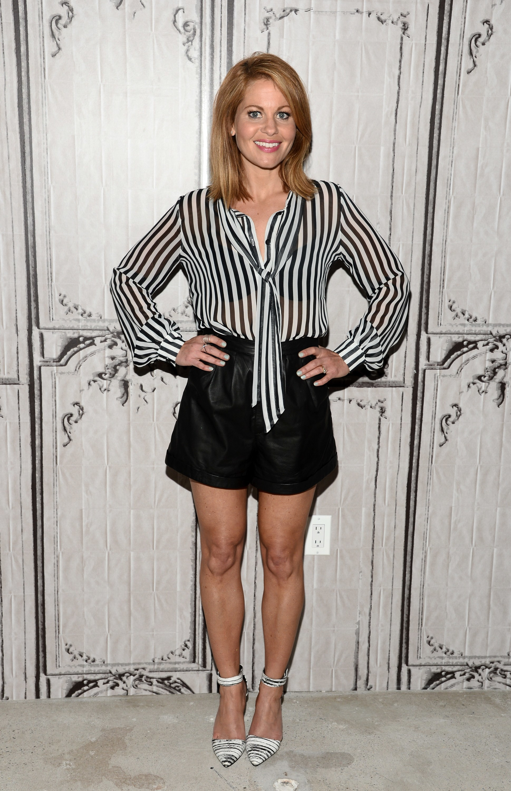 Candace Cameron Bure on the secret to staying fit at 40:
