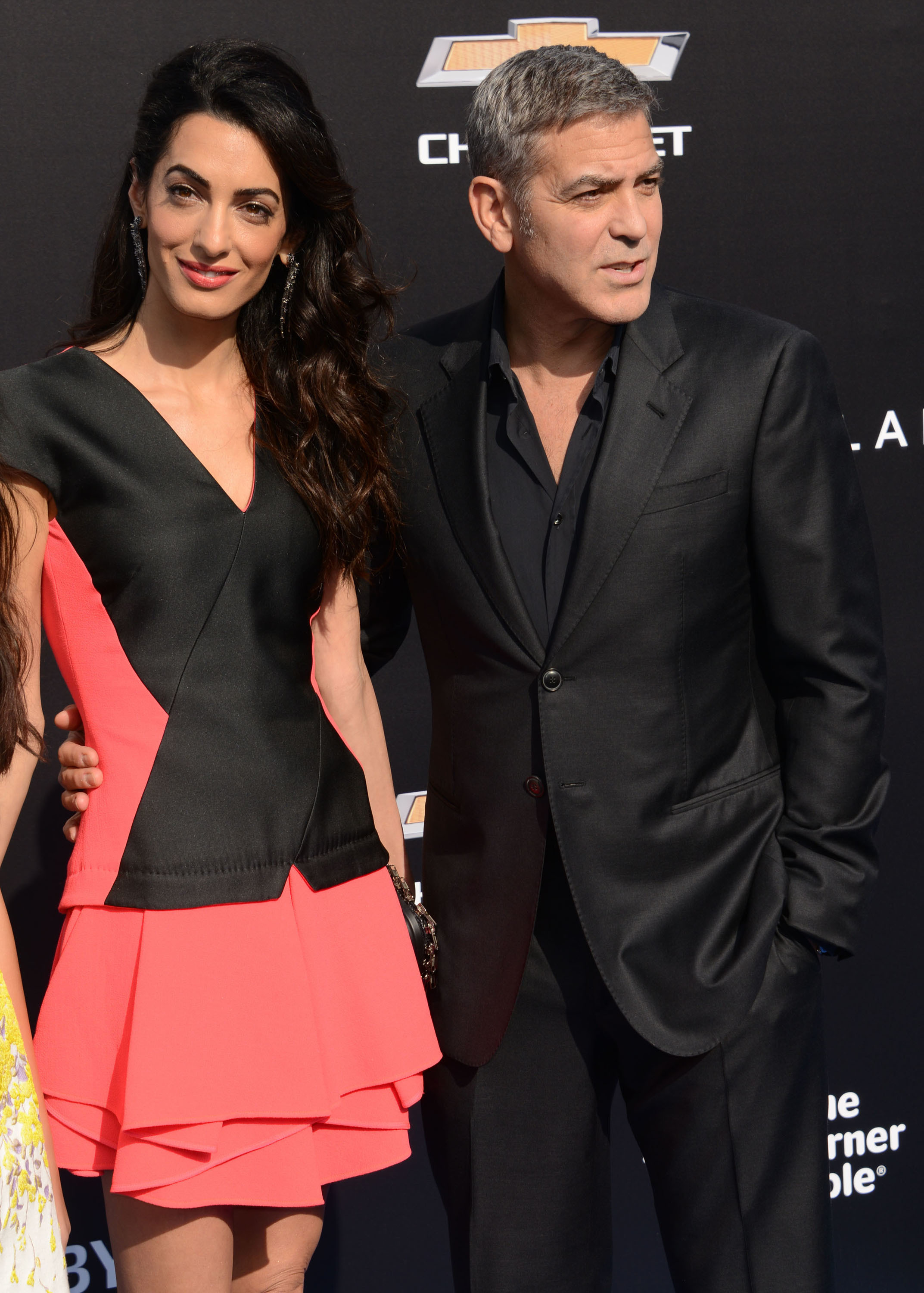 George and Amal Clooney are still enjoying a 'fairy tale romance'