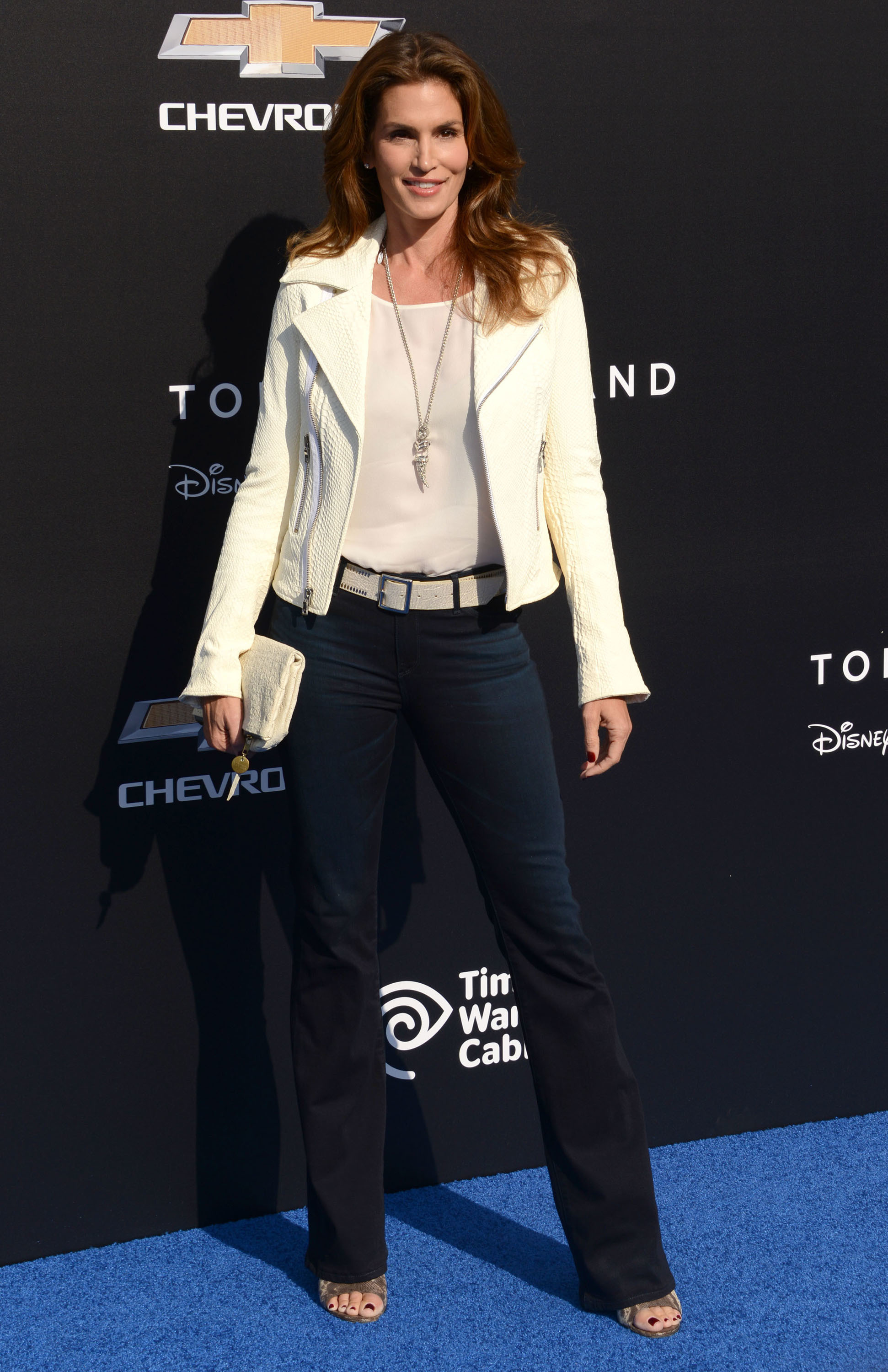 Why Cindy Crawford is jealous of today's models