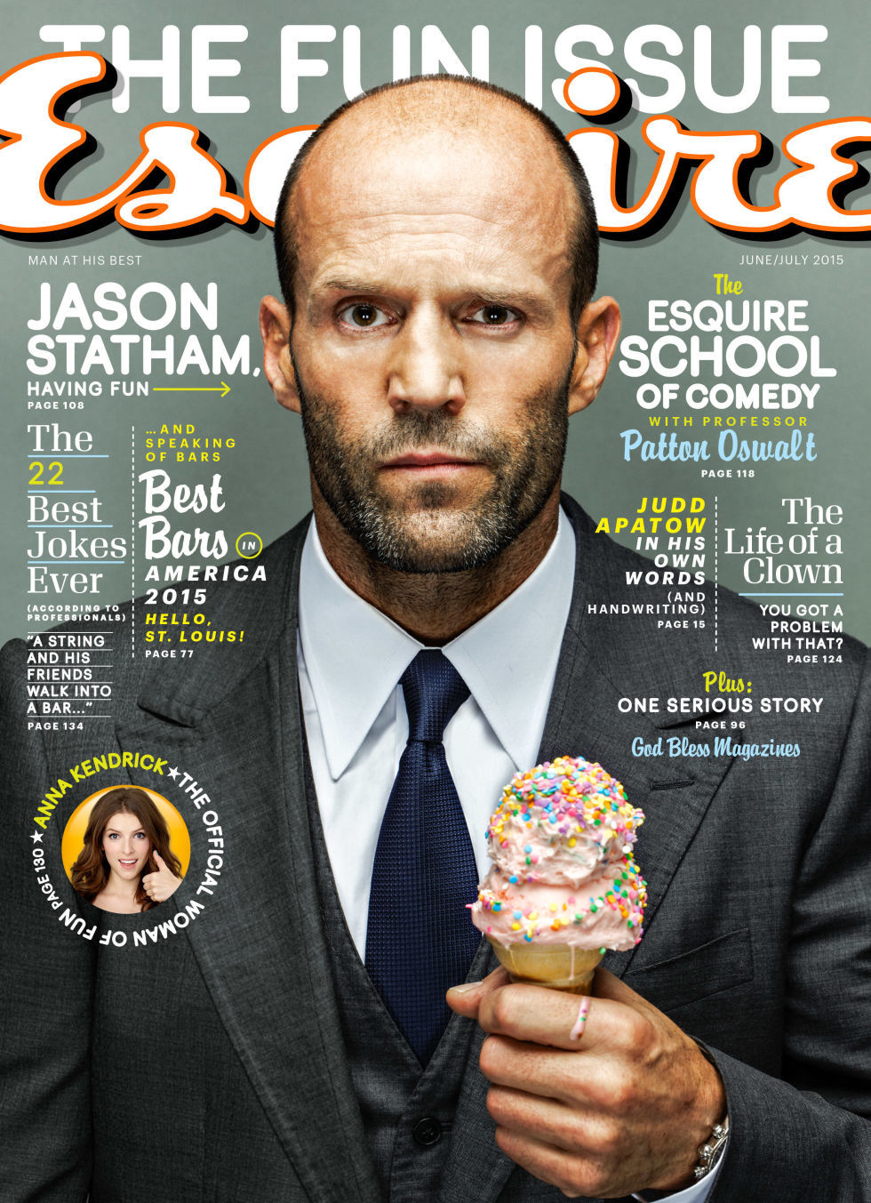 jason statham esquire