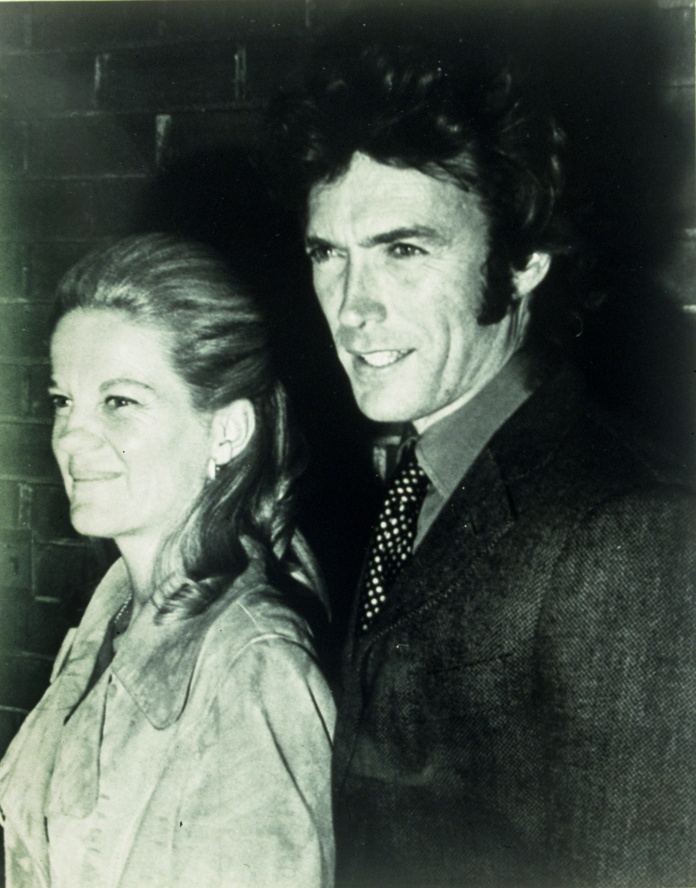 Clint Eastwood, wife Maggie - Clint Eastwood's life in ...
