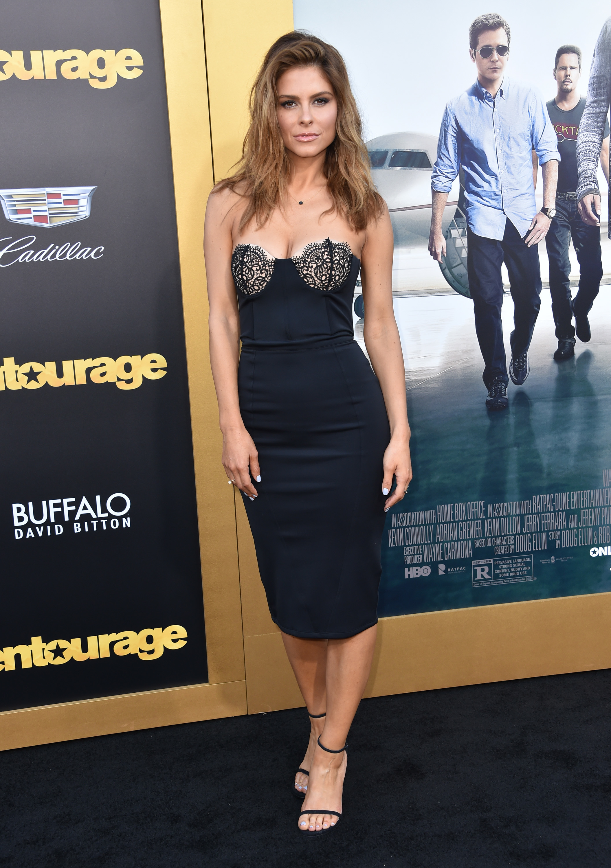 Maria Menounos on her own red carpet philosophy:
