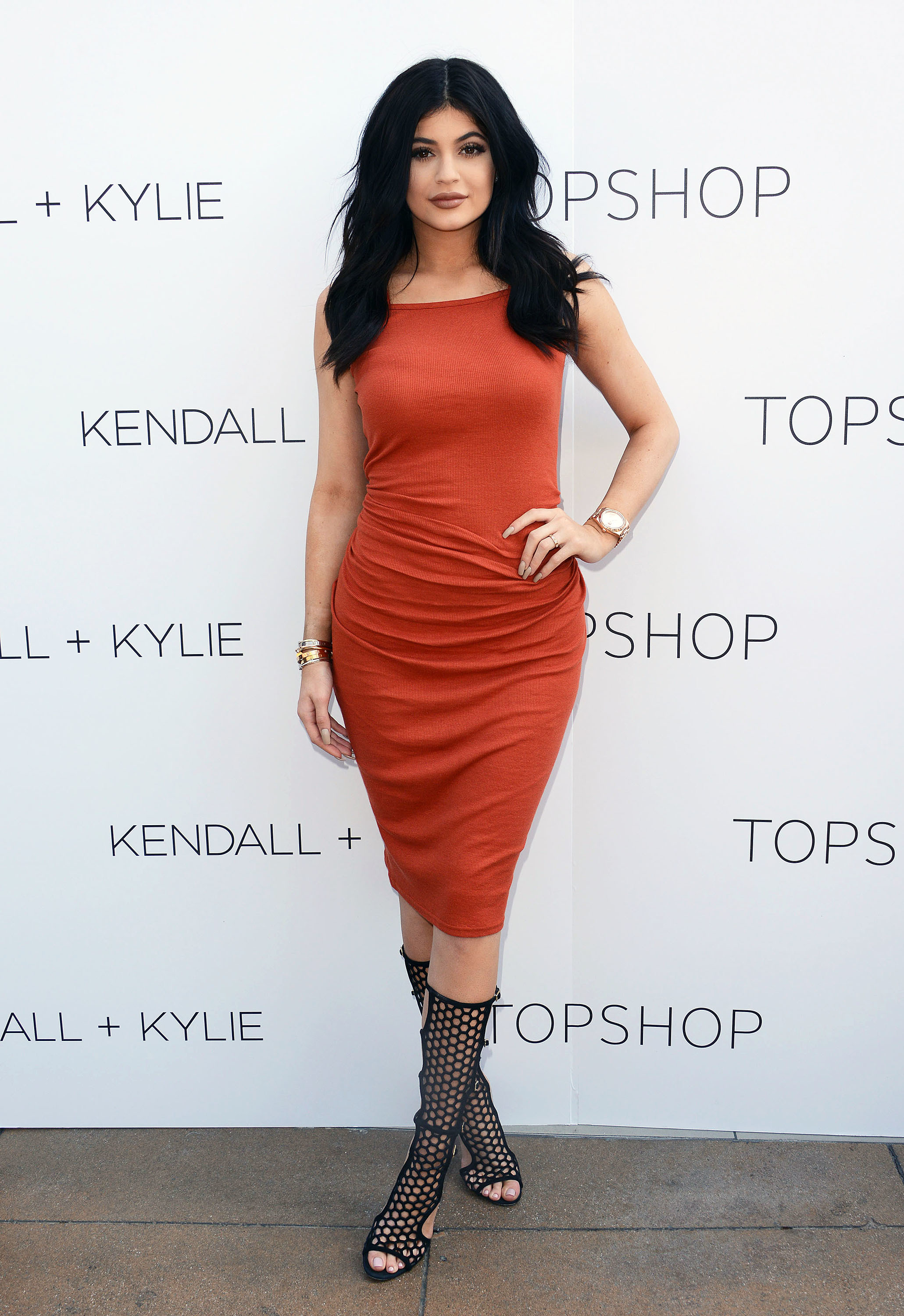 Kylie Jenner says Kris cut her off financially years ago