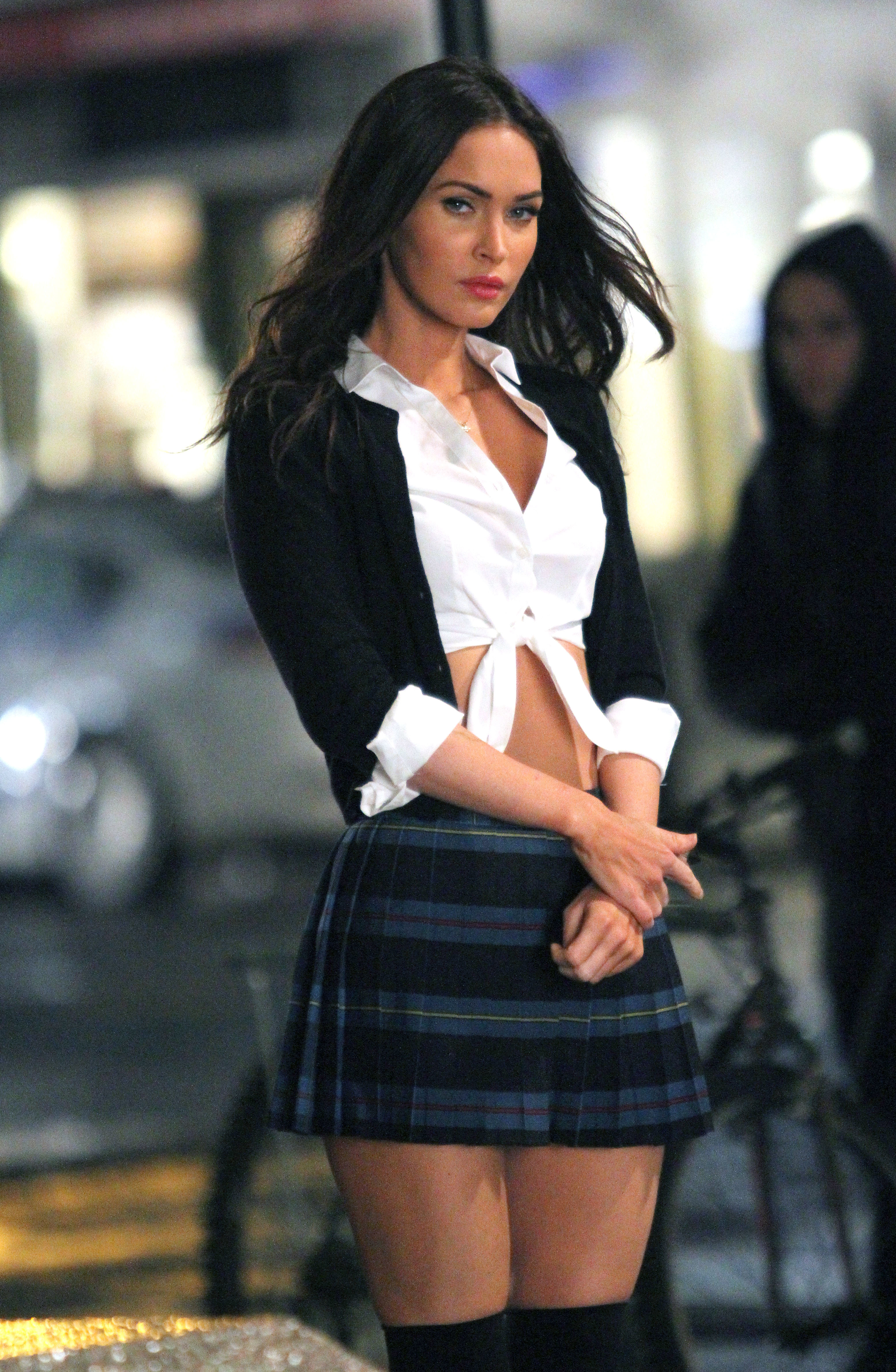 Megan Fox is now the co owner, brand ambassador of Frederick's of Hollywood