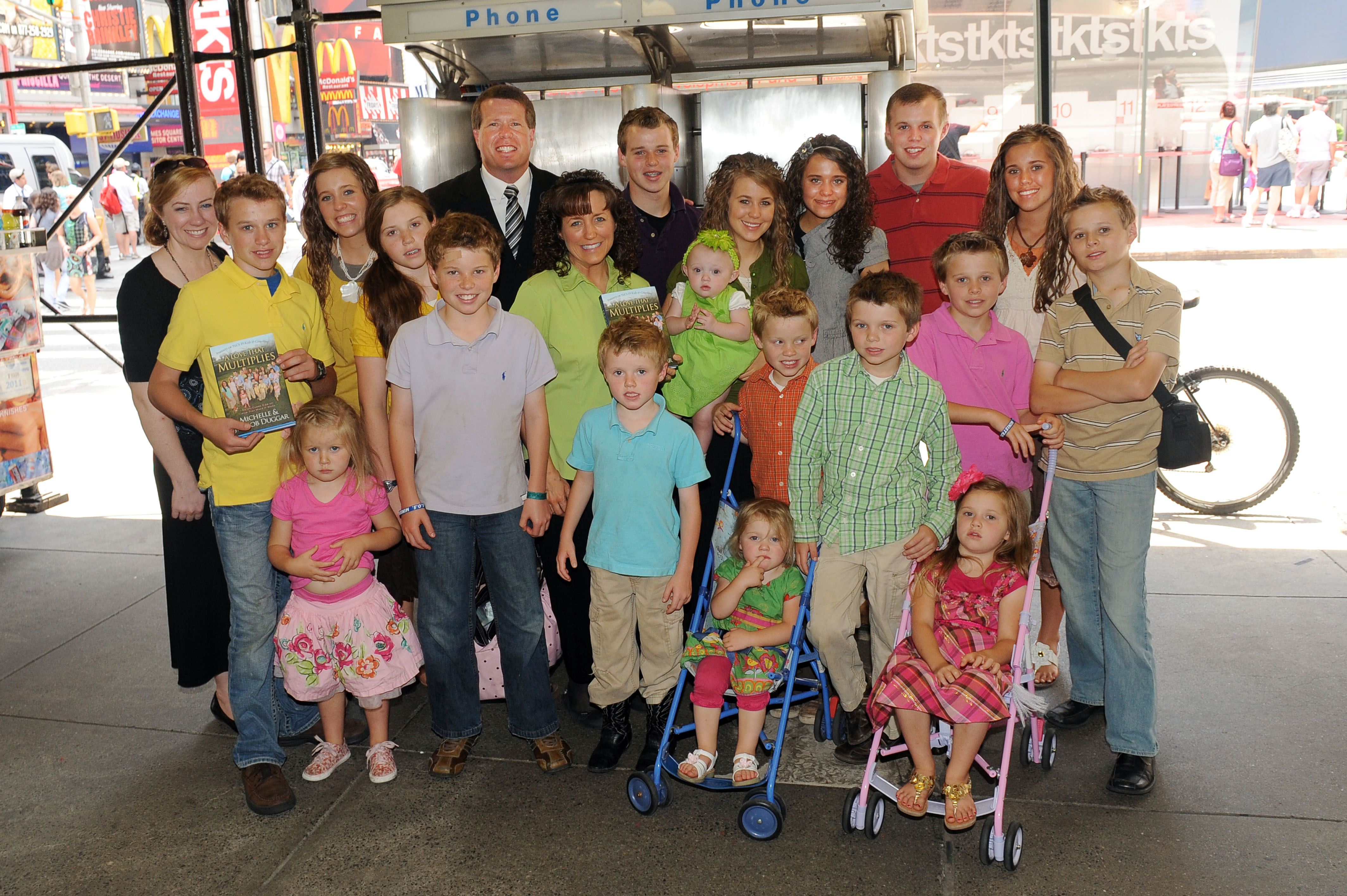 duggar family today