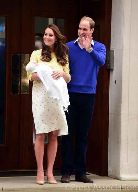 All the details on Princess Charlotte's christening