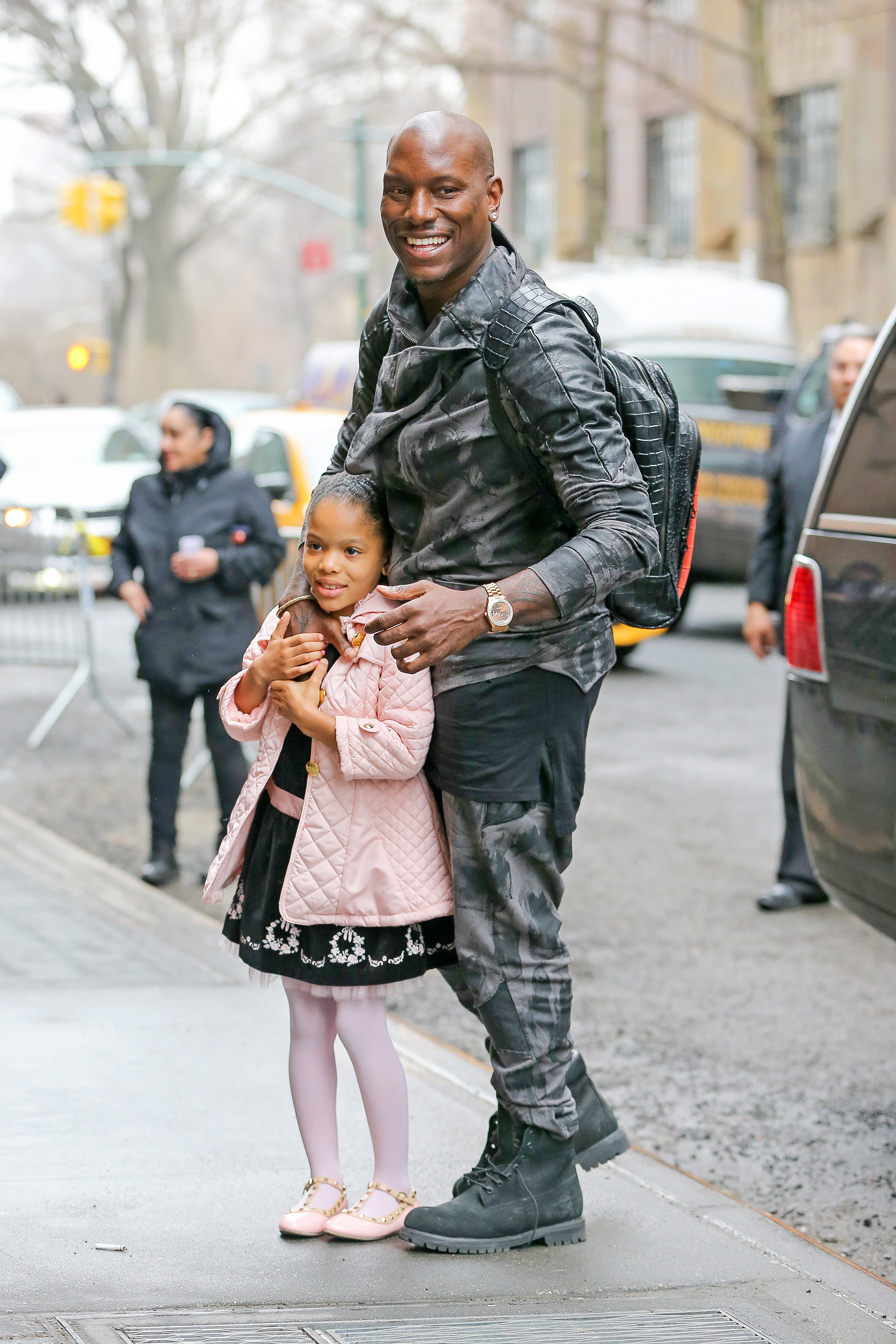 tyrese daughter nyc