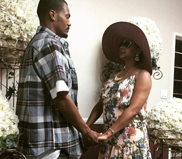 lark voorhies married