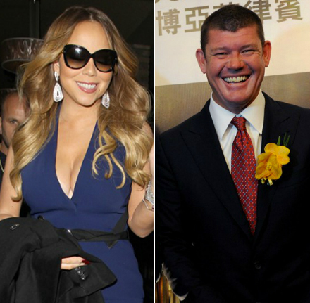 All the details on Mariah Carey's insane engagement ring