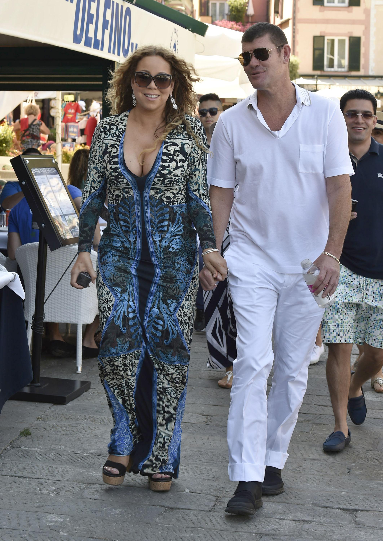 Mariah and her billionaire beau: New wedding deets