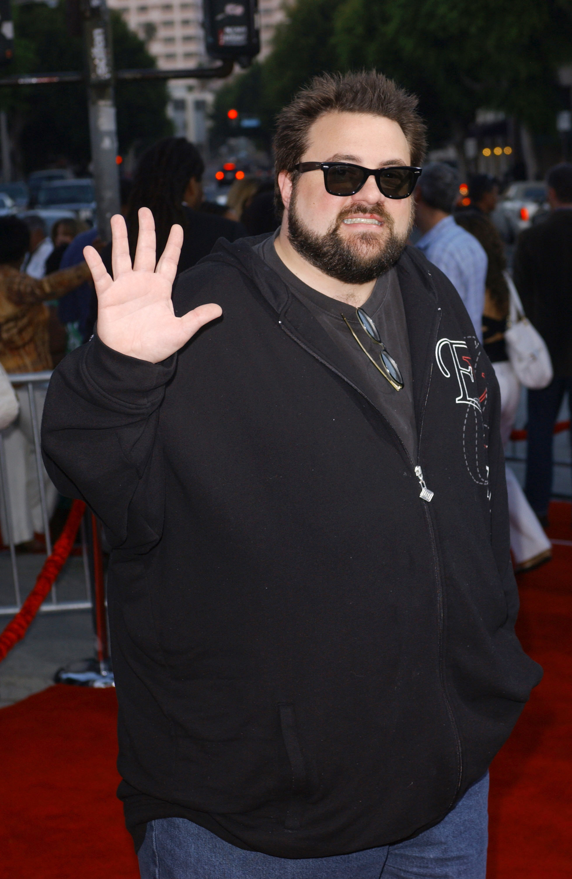 Kevin Smith heavy - Celeb weight-loss transformations ...