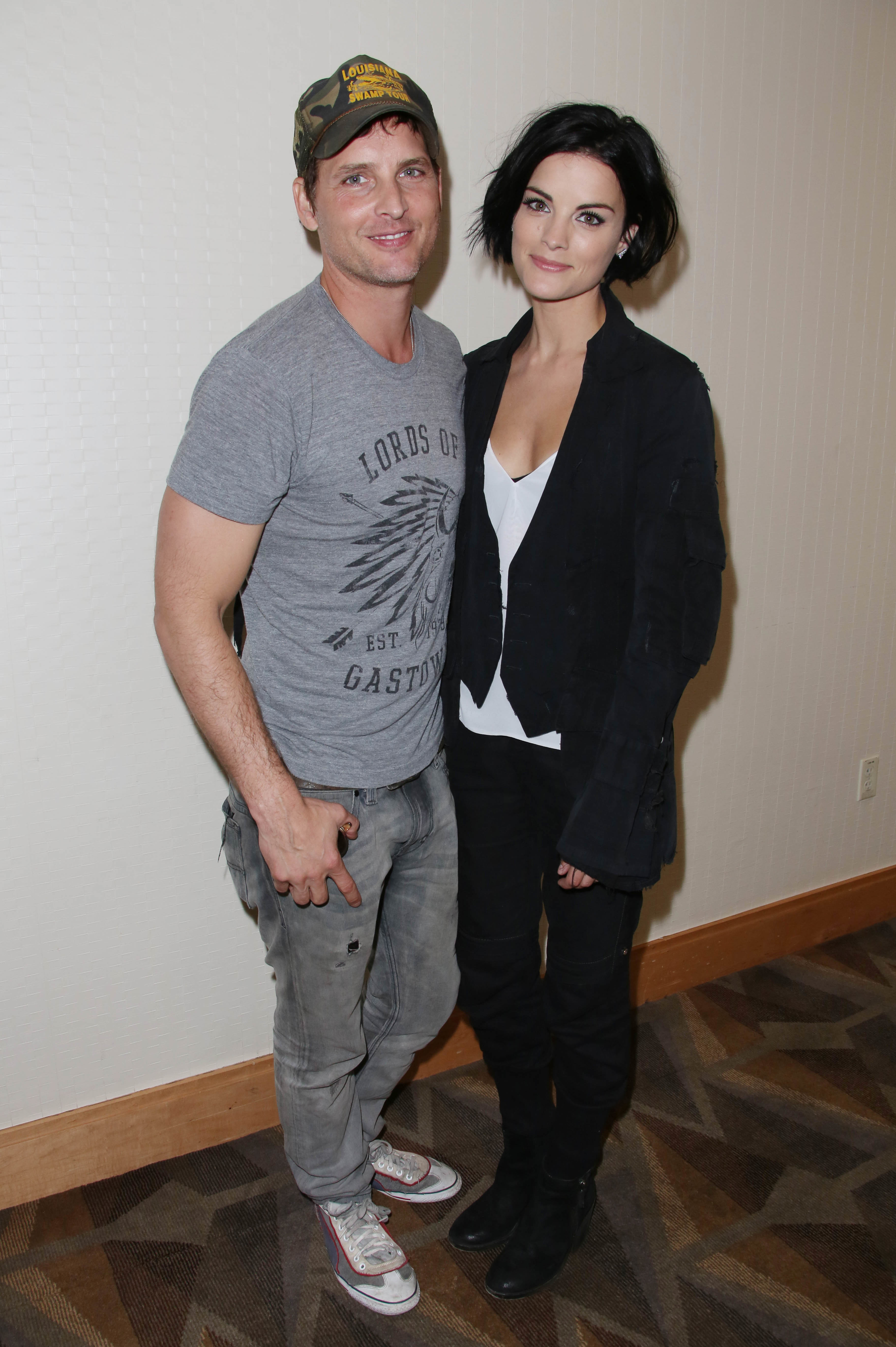 9. She was once engaged to Peter Facinelli